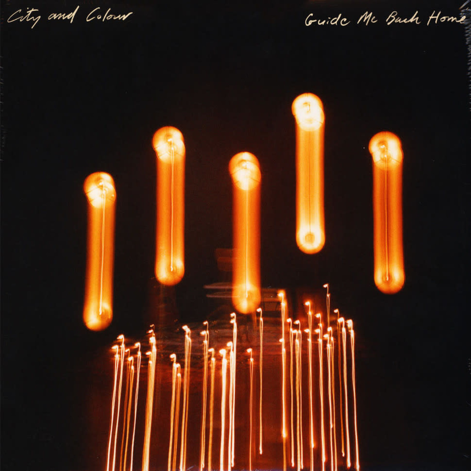 [New] City And Colour: Guide Me Back Home (3LP)