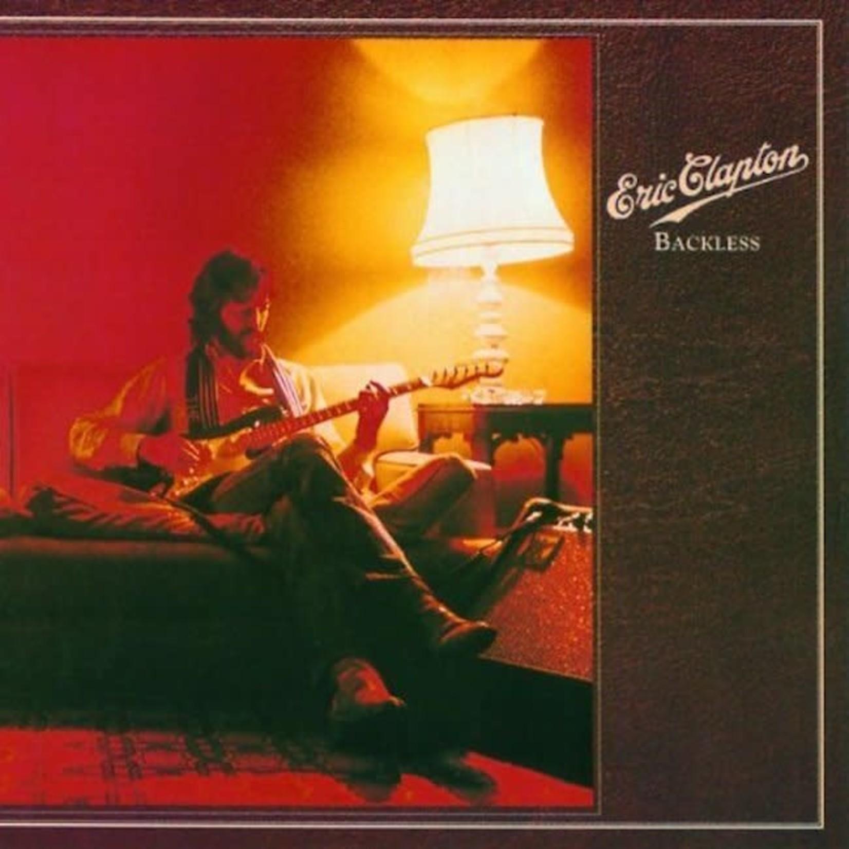 [Vintage] Clapton, Eric: Backless