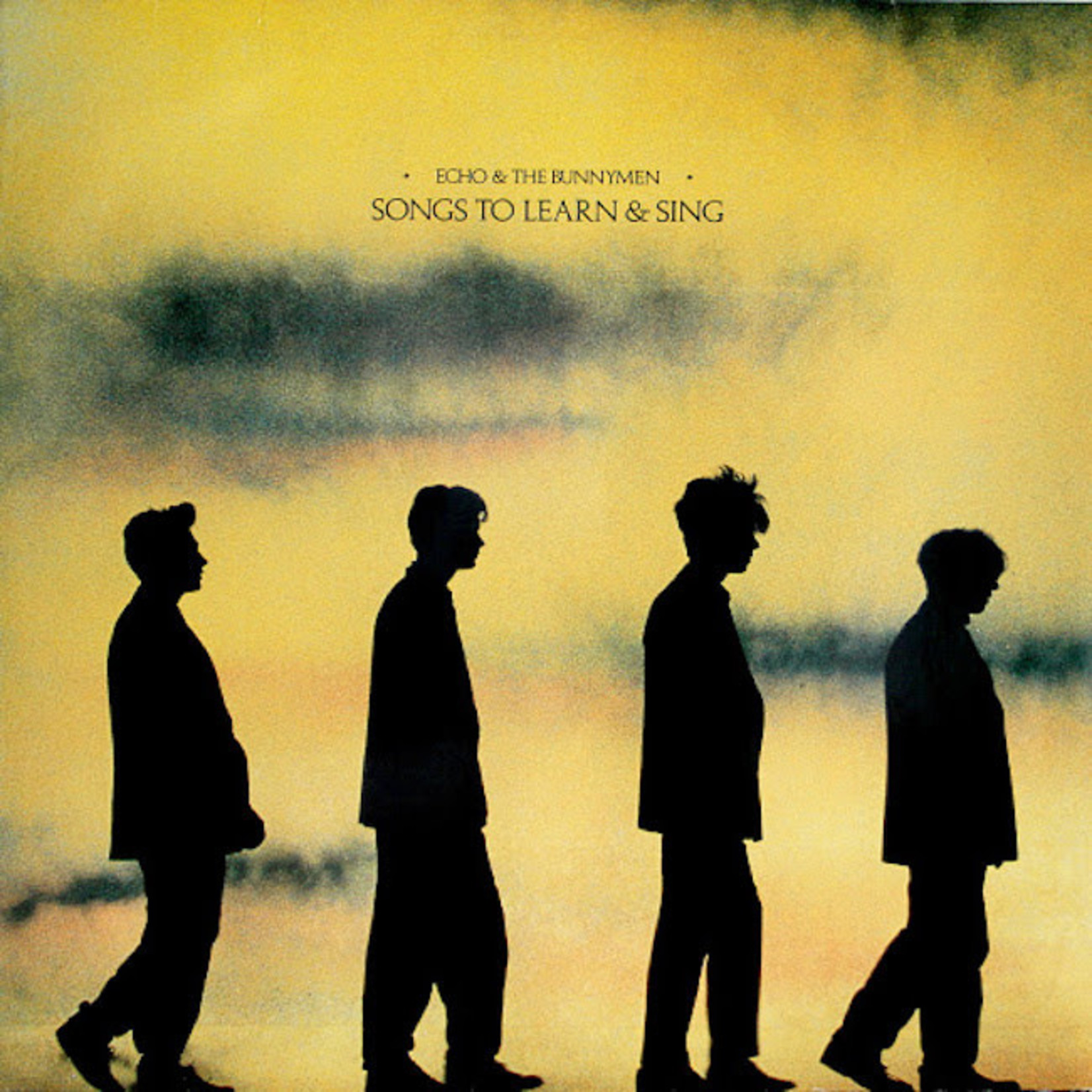 [Vintage] Echo & the Bunnymen: Songs to Learn and Sing