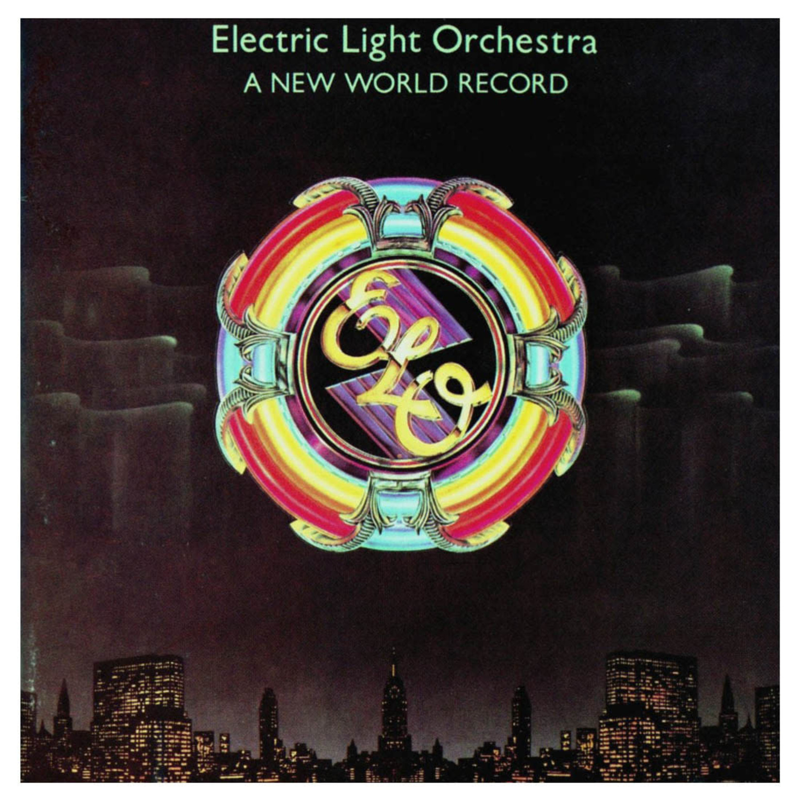 [Vintage] Electric Light Orchestra: A New World Record