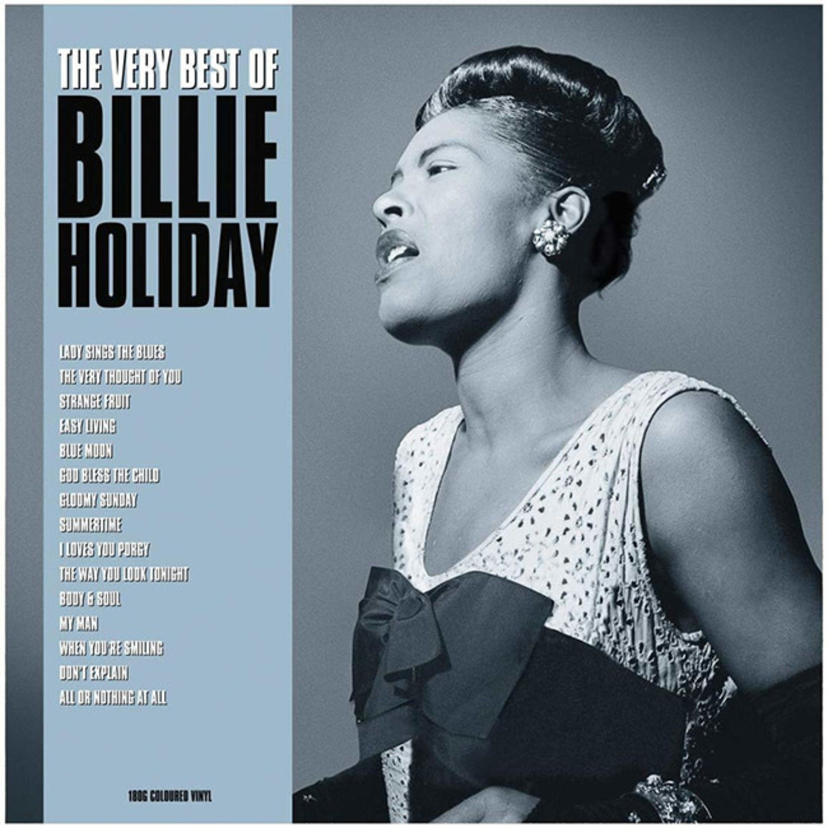 [New] Holiday, Billie: The Very Best Of (blue vinyl)