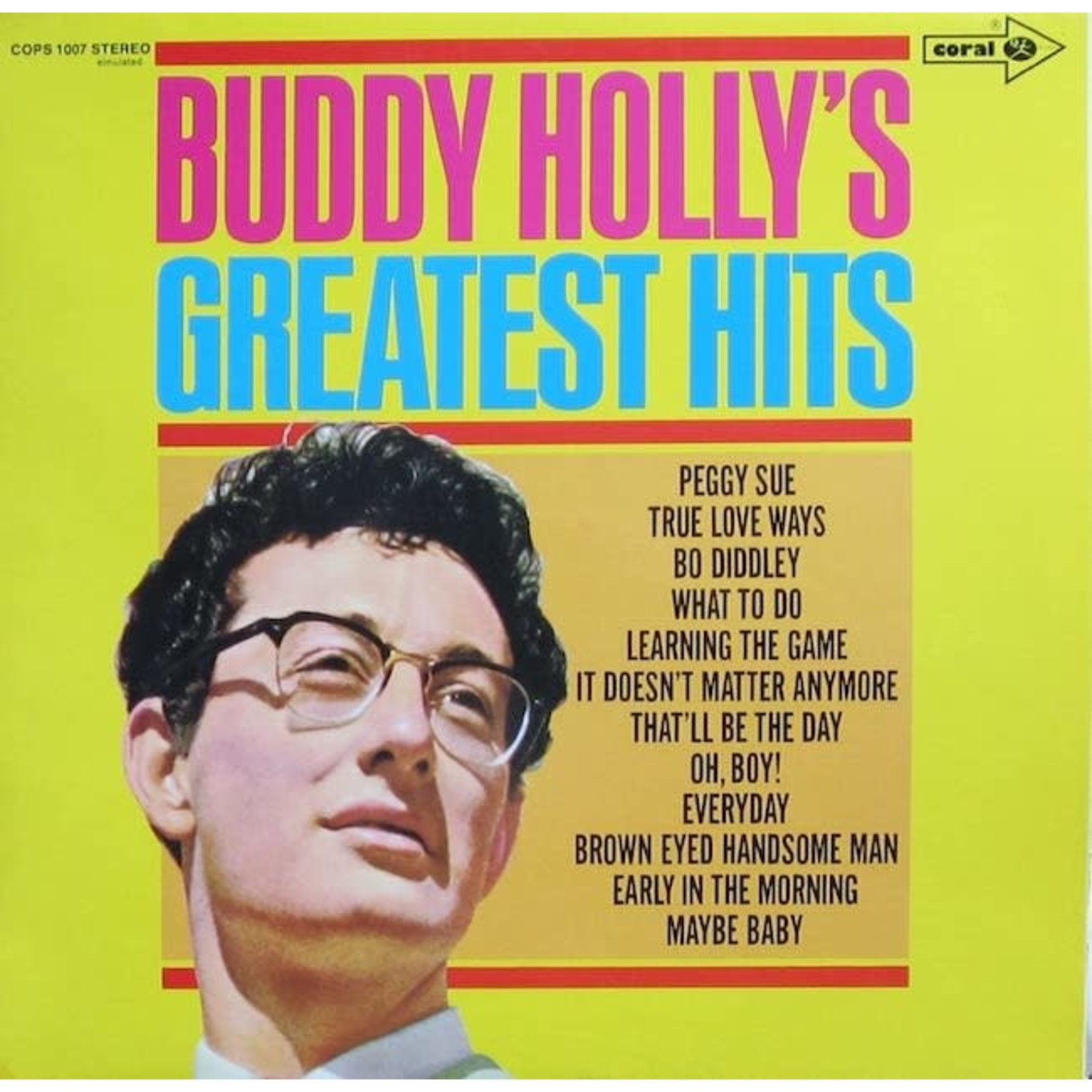 [Vintage] Holly, Buddy: Greatest Hits