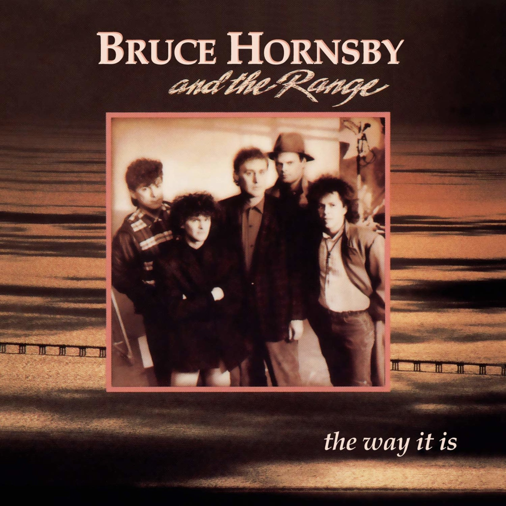 [Vintage] Hornsby, Bruce: The Way It Is