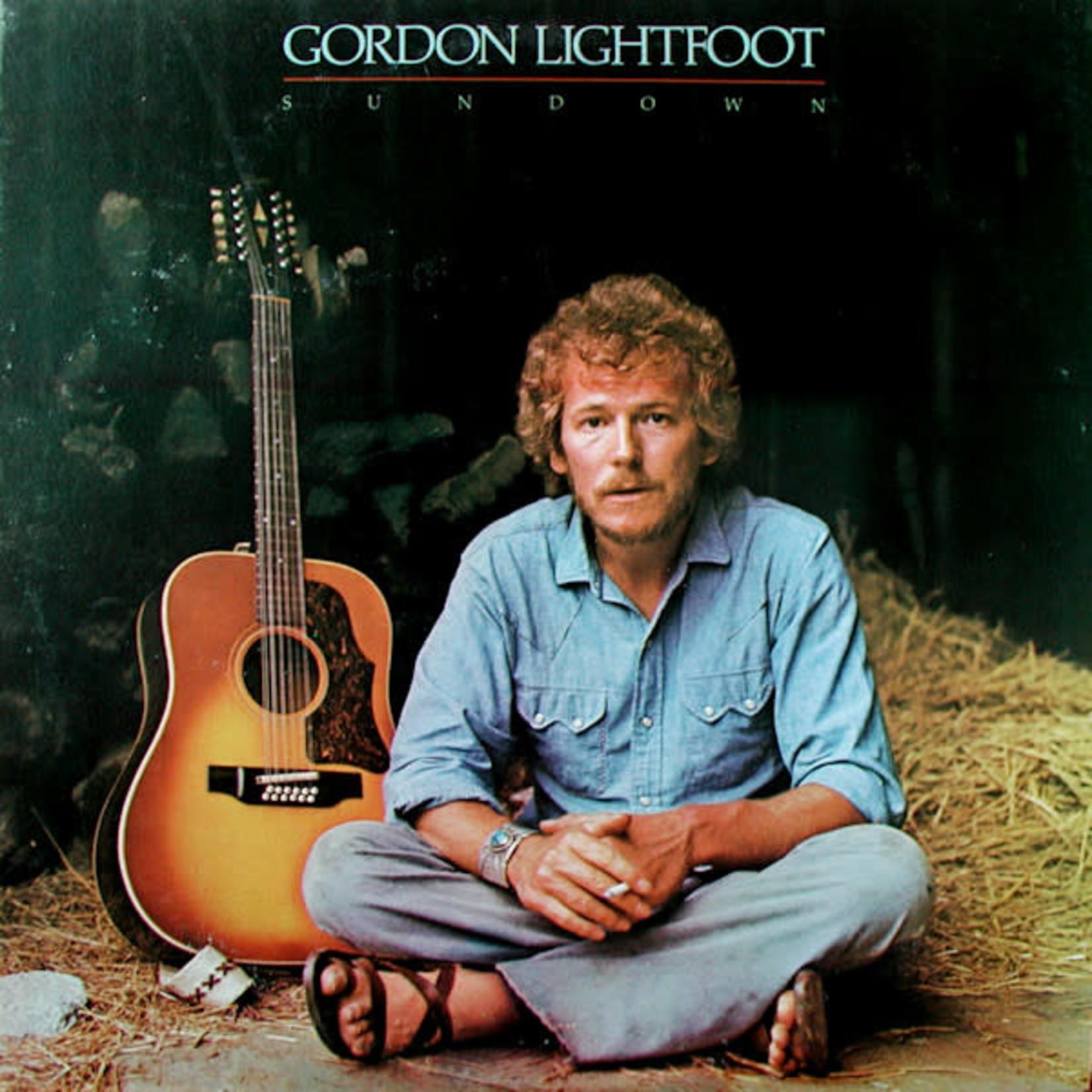 [Vintage] Lightfoot, Gordon: Sundown