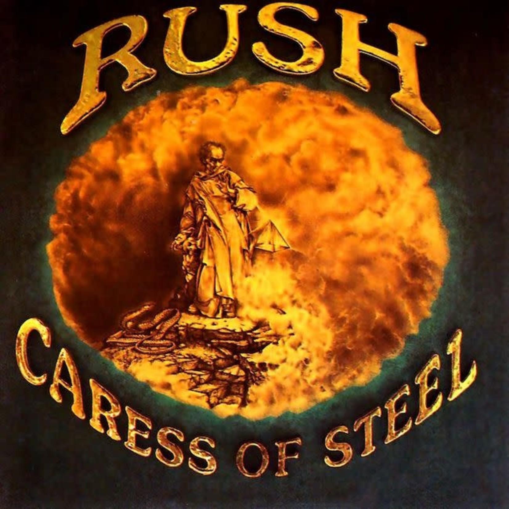 [Vintage] Rush: Caress of Steel