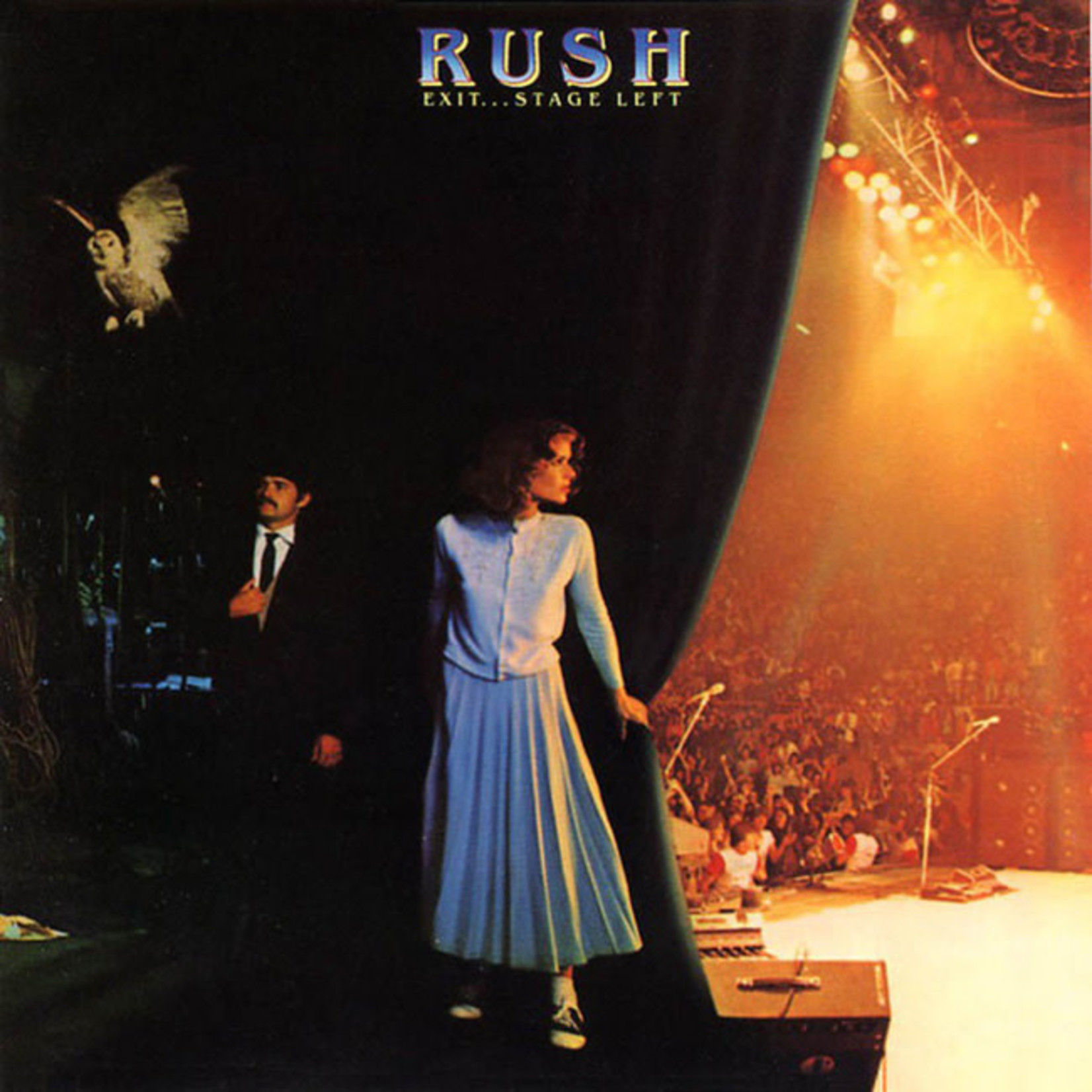 [New] Rush: Exit... Stage Left (2LP)