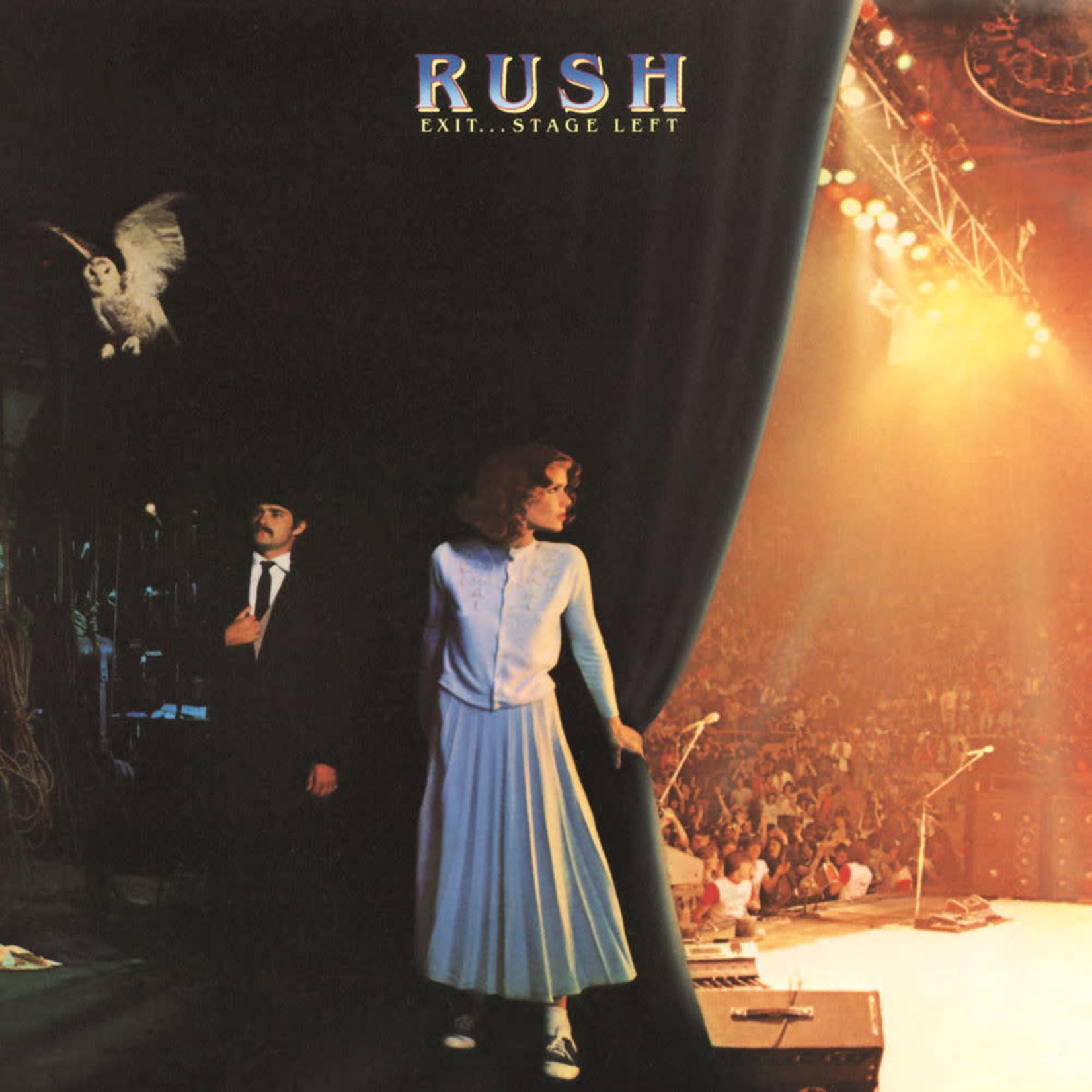 [Vintage] Rush: Exit... Stage Left