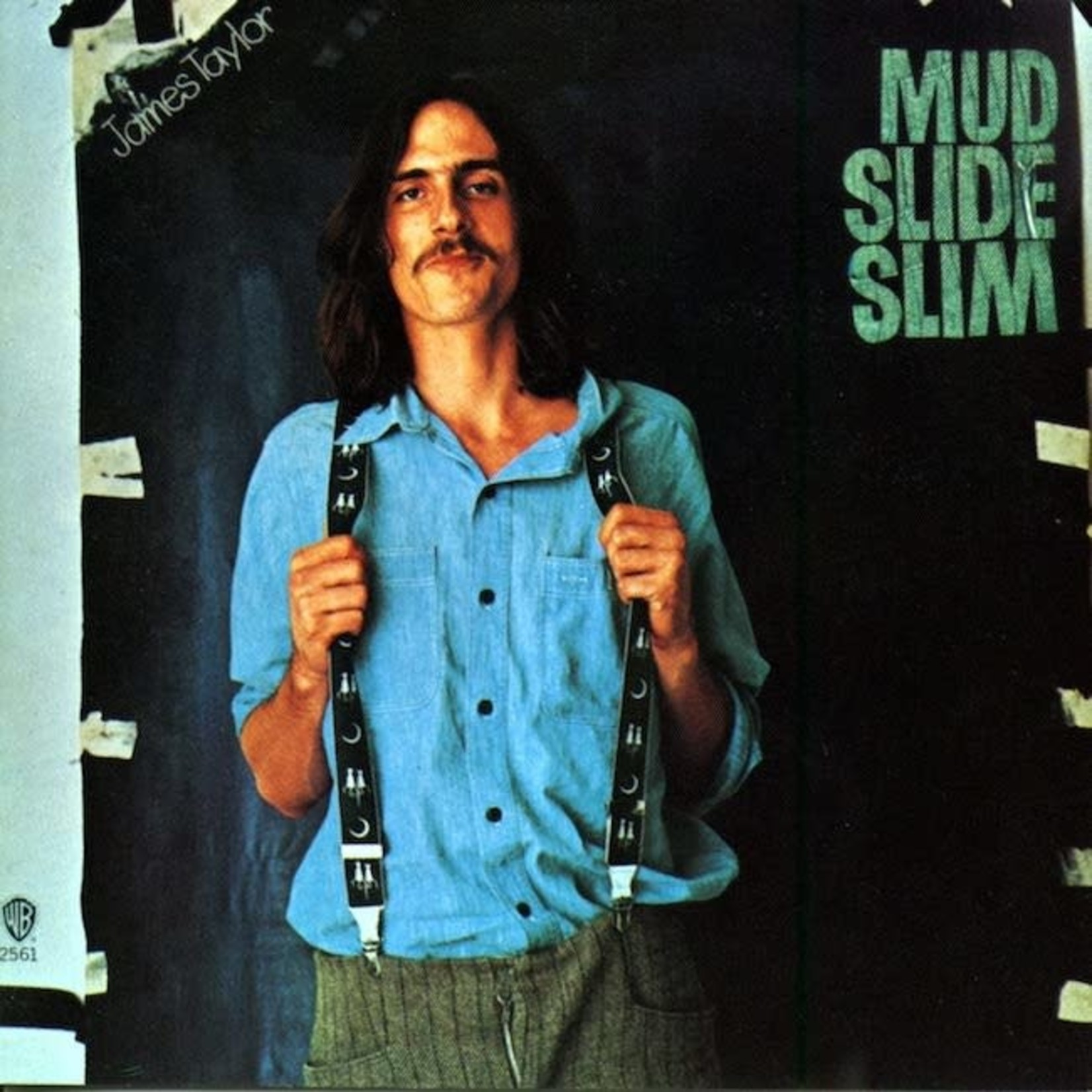 [Vintage] Taylor, James: Mud Slide Slim