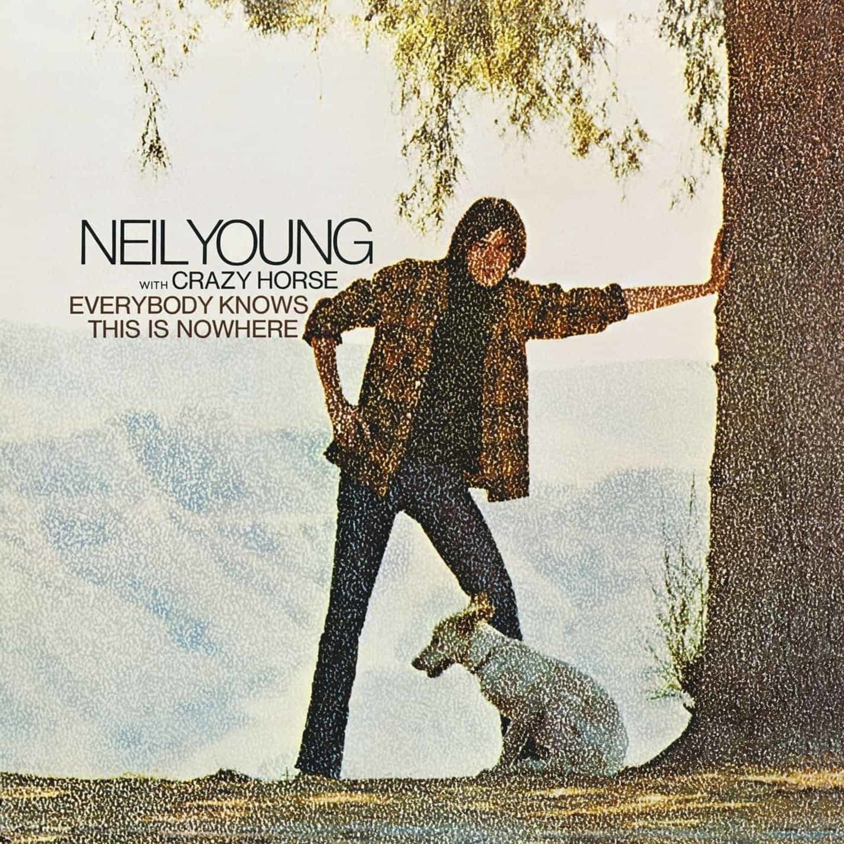 [Vintage] Young, Neil: Everybody Knows This Is Nowhere (Reissue)
