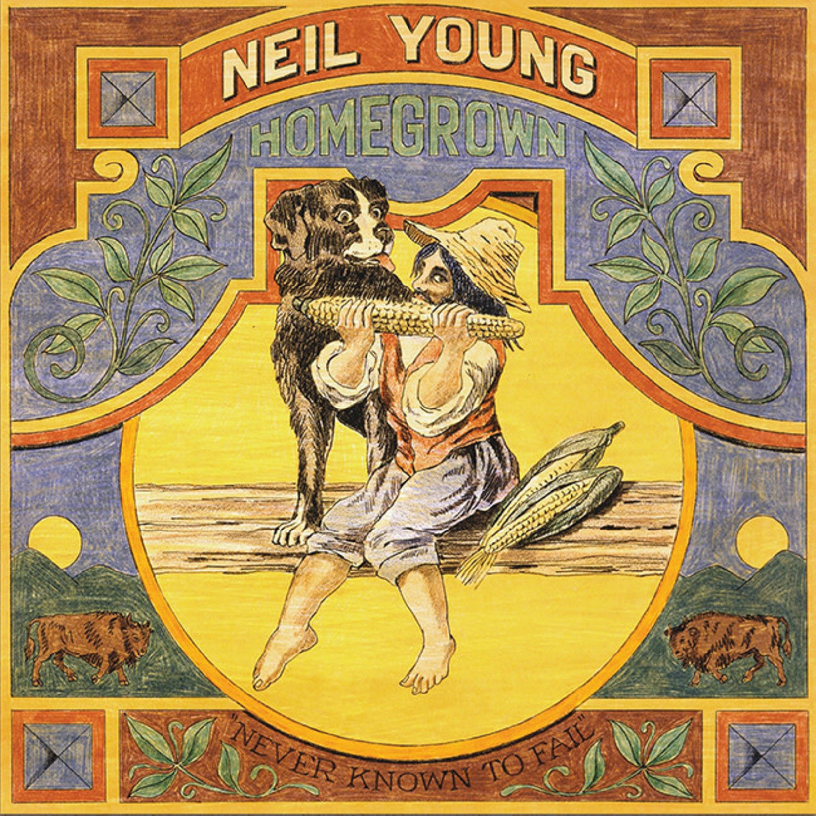[New] Young, Neil: Homegrown (Neil Young Archives Series)