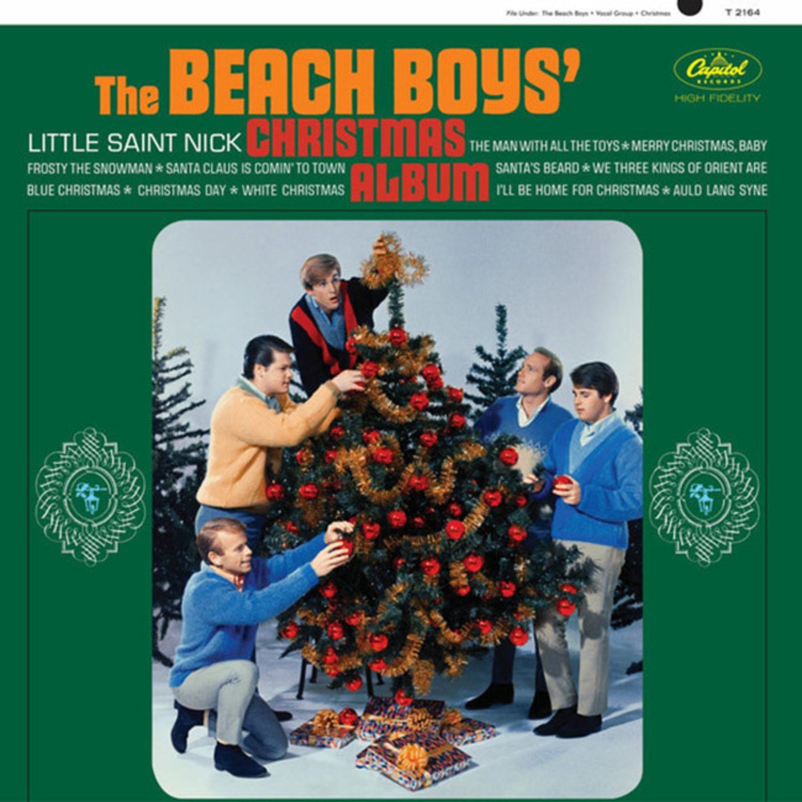 [New] Beach Boys: Christmas Album (mono mix)