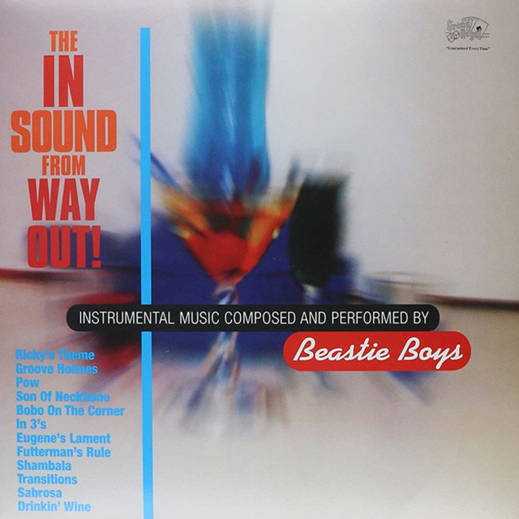 [New] Beastie Boys: The In Sound From Way Out!
