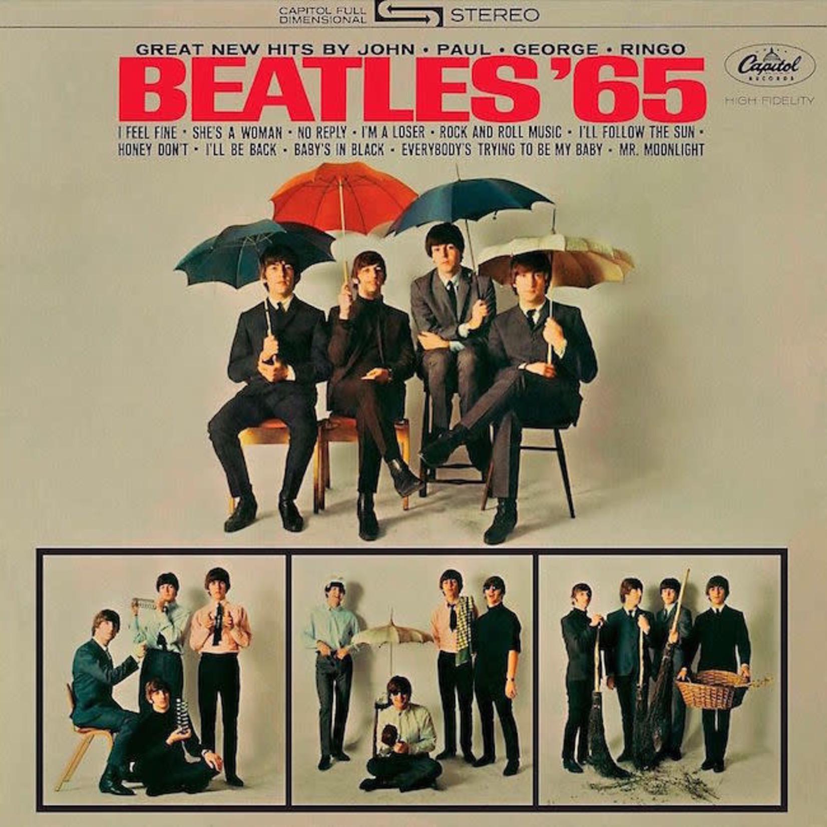 [Vintage] Beatles: '65 (reissue)