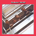 [New] Beatles: 1962-1966 (red cover) (2LP)