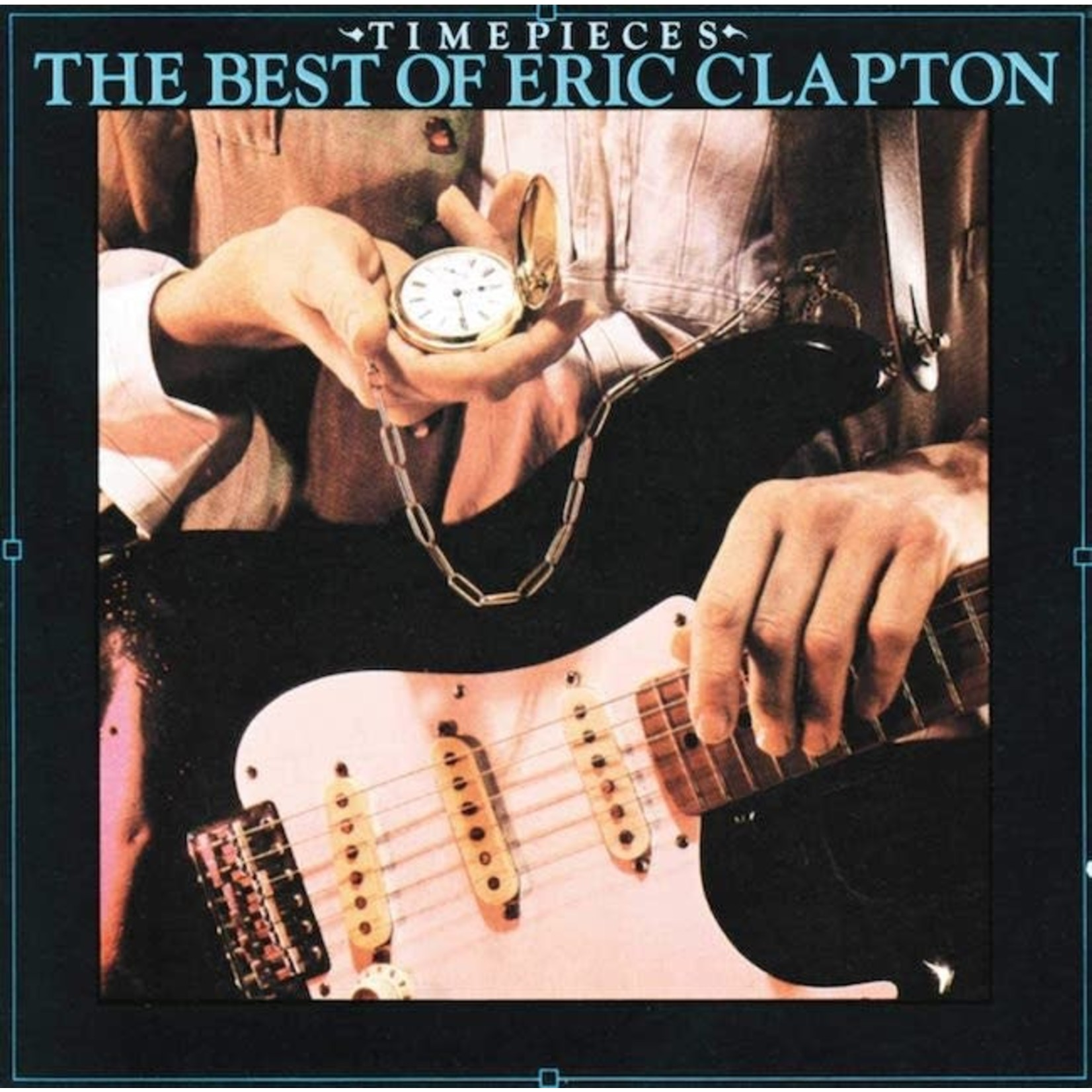 [Vintage] Clapton, Eric: Timepieces, the Best of...