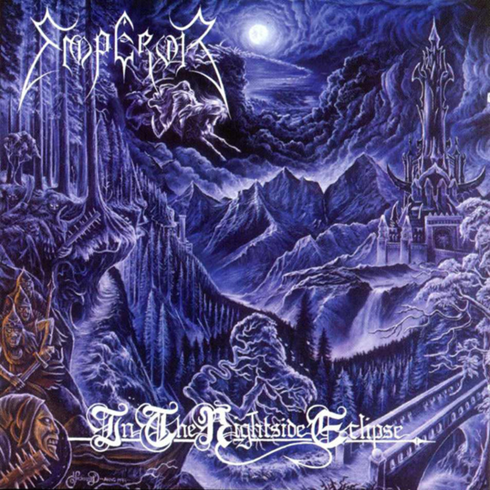 [New] Emperor: In the Nightside Eclipse (2LP)