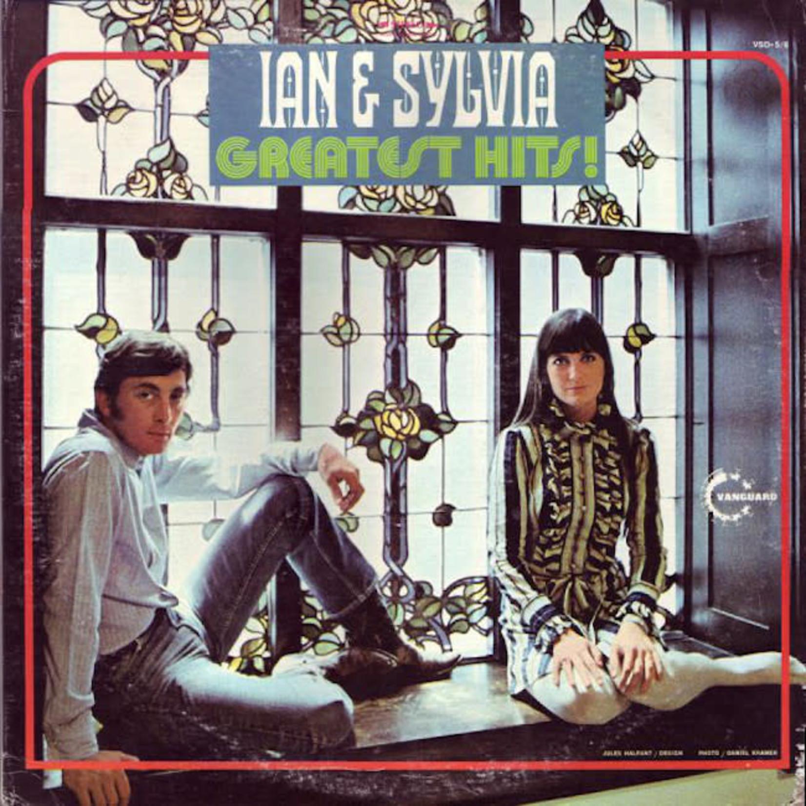 [Vintage] Ian & Sylvia: Greatest Hits (2LP)