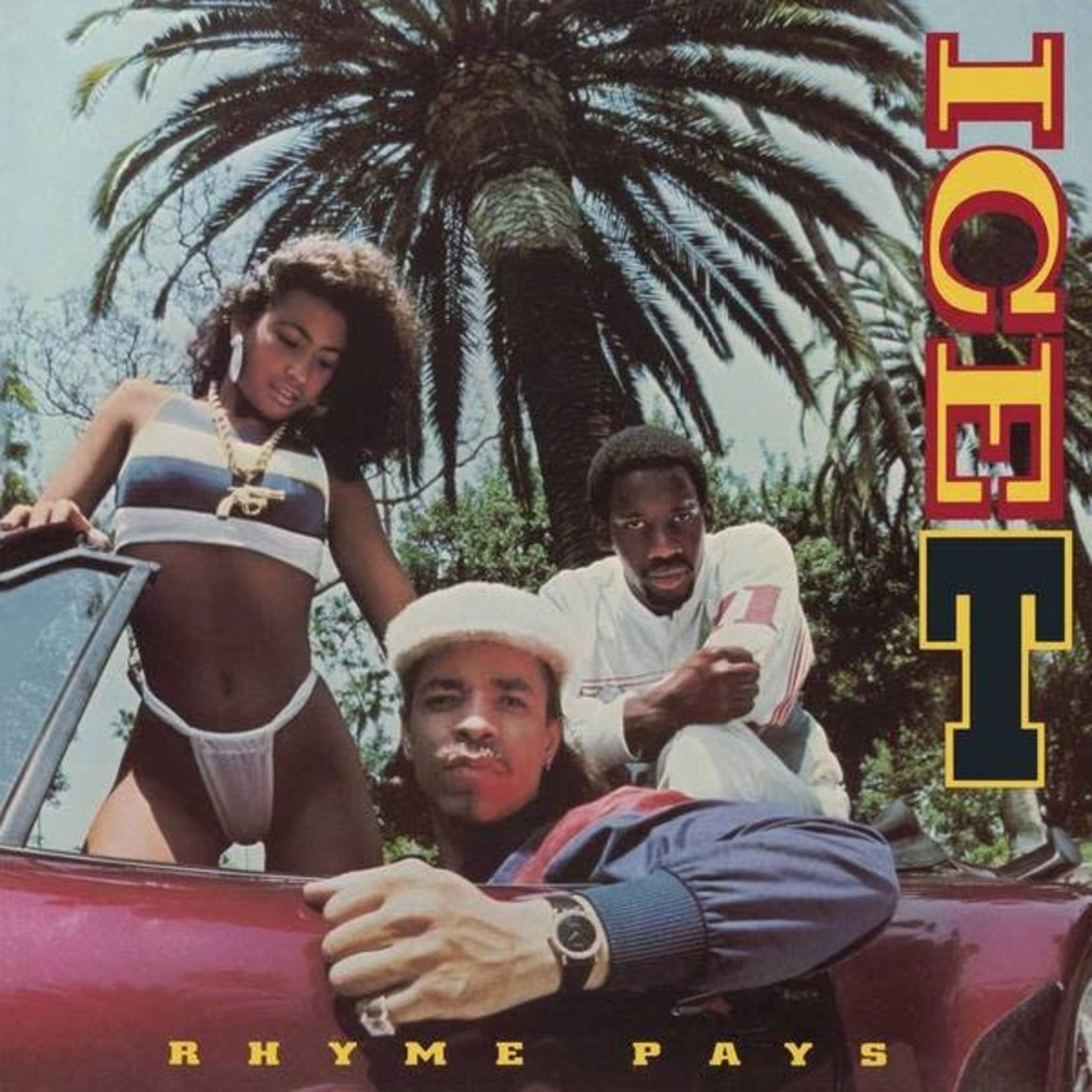 [New] Ice-T: Rhyme Pays (yellow vinyl)