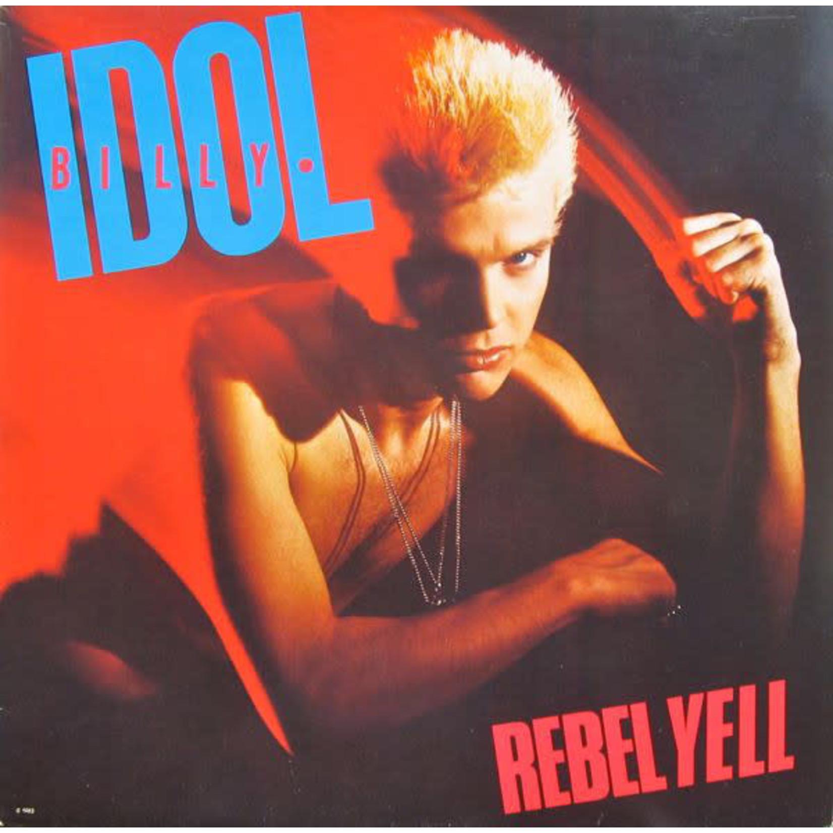 [Vintage] Idol, Billy: Rebel Yell