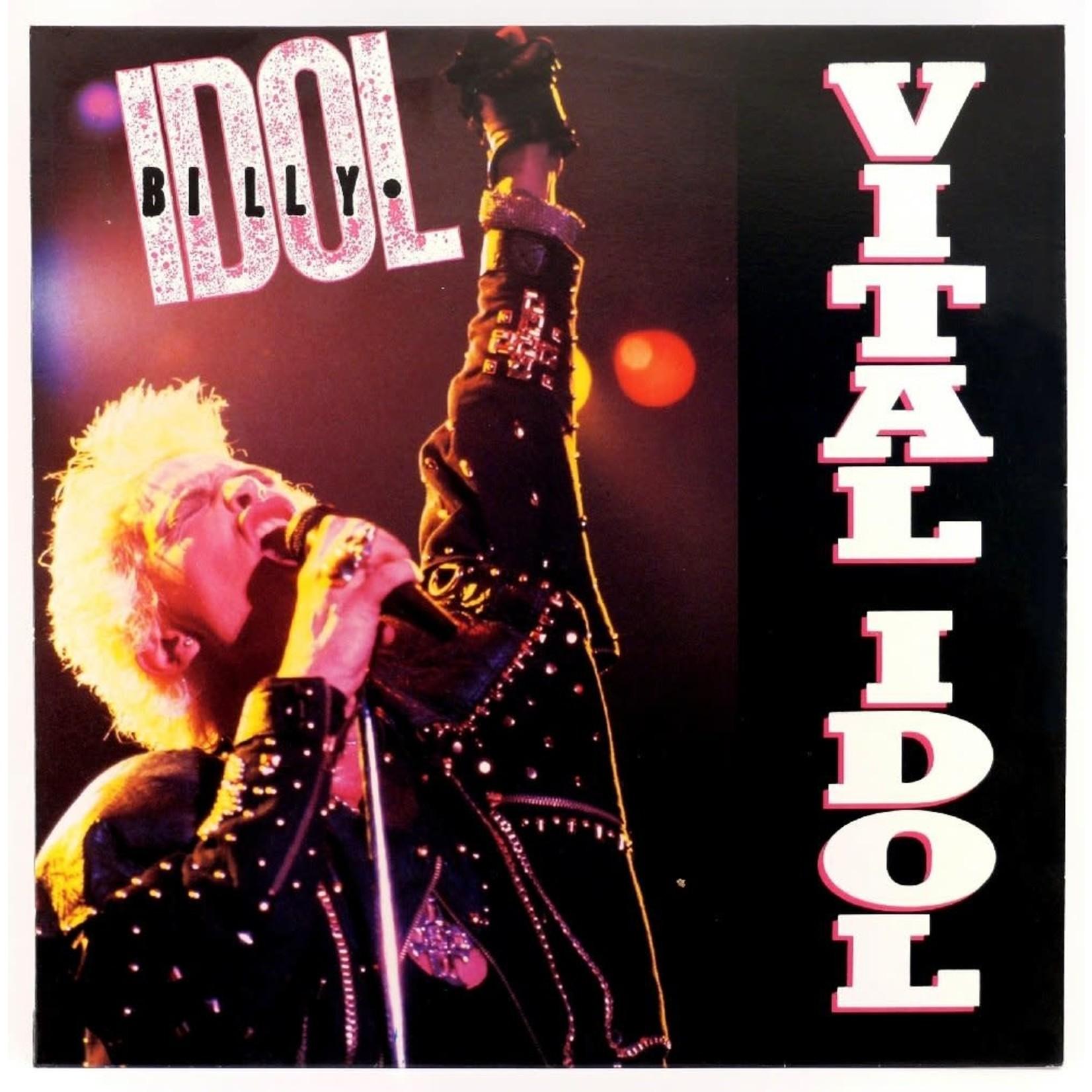 [Vintage] Idol, Billy: Vital Idol (compilation)