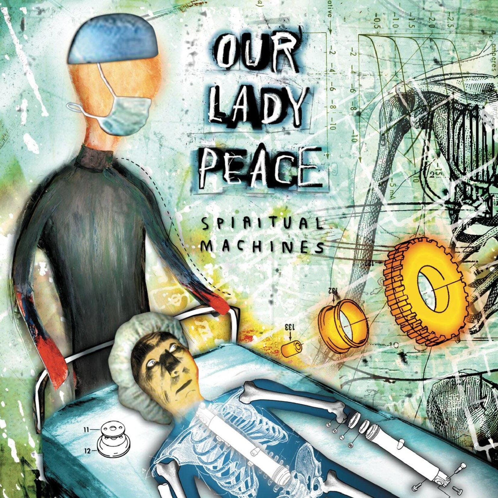 [New] Our Lady Peace: Spiritual Machines