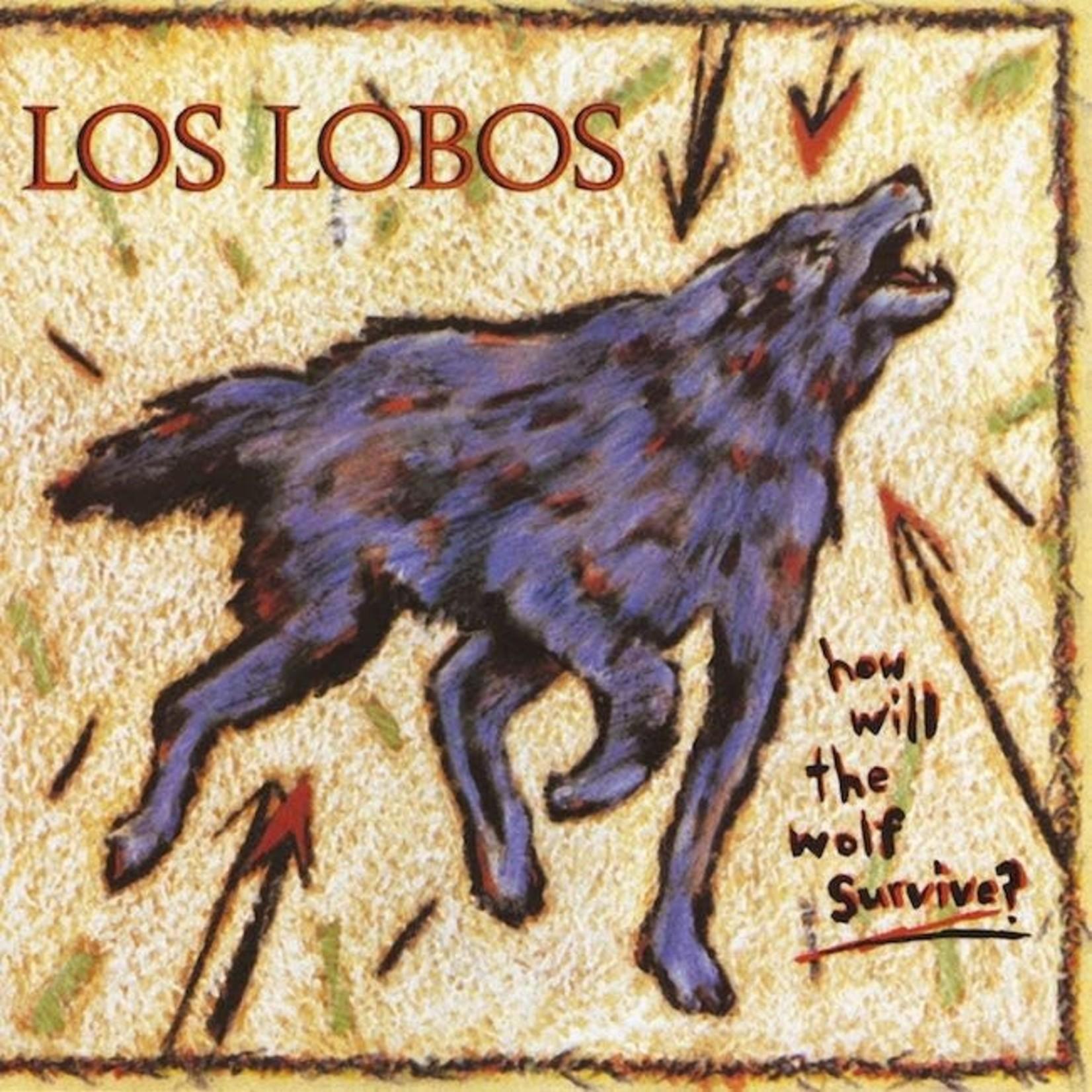 [Vintage] Los Lobos: How Will the Wolf Survive?