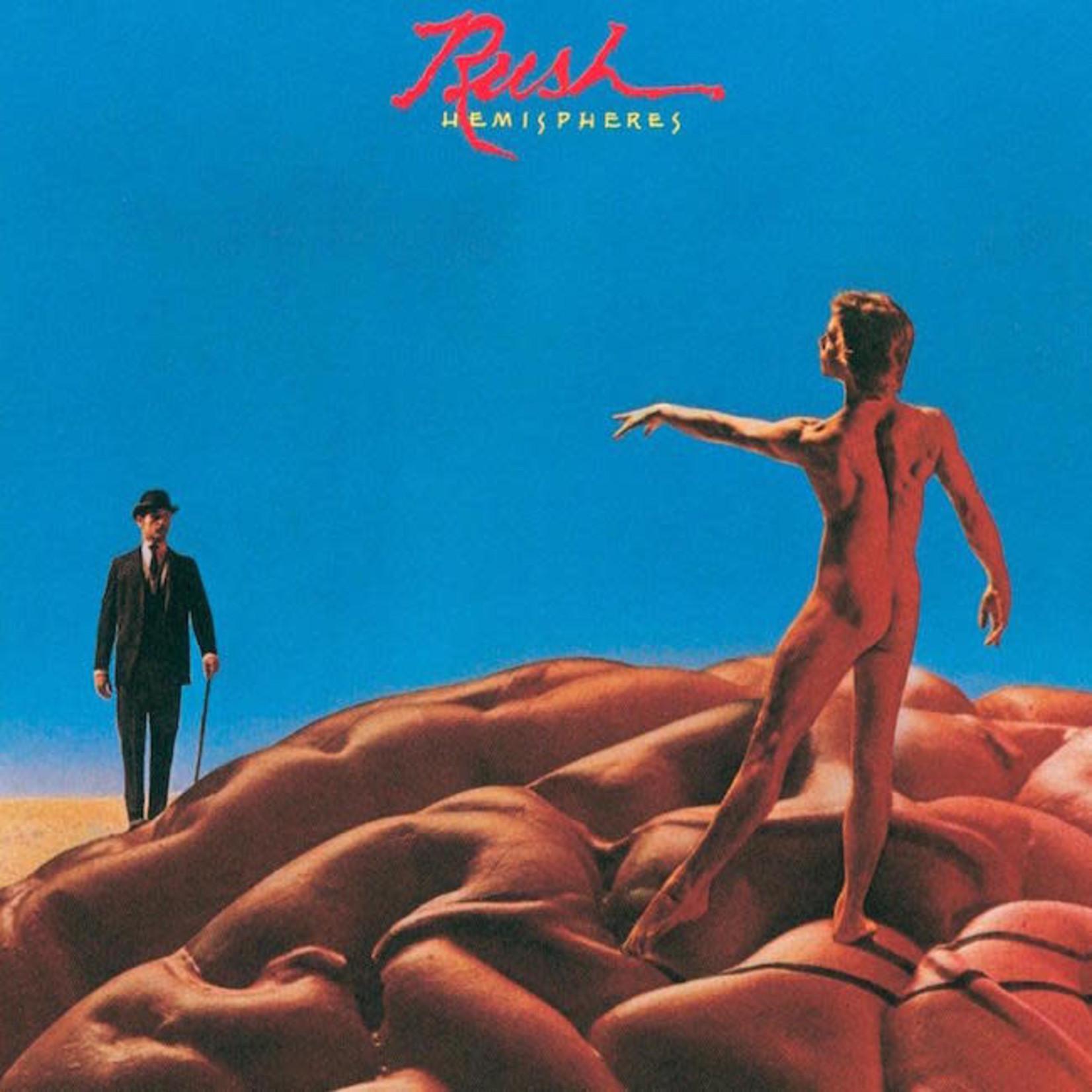 [Vintage] Rush: Hemispheres (with poster)