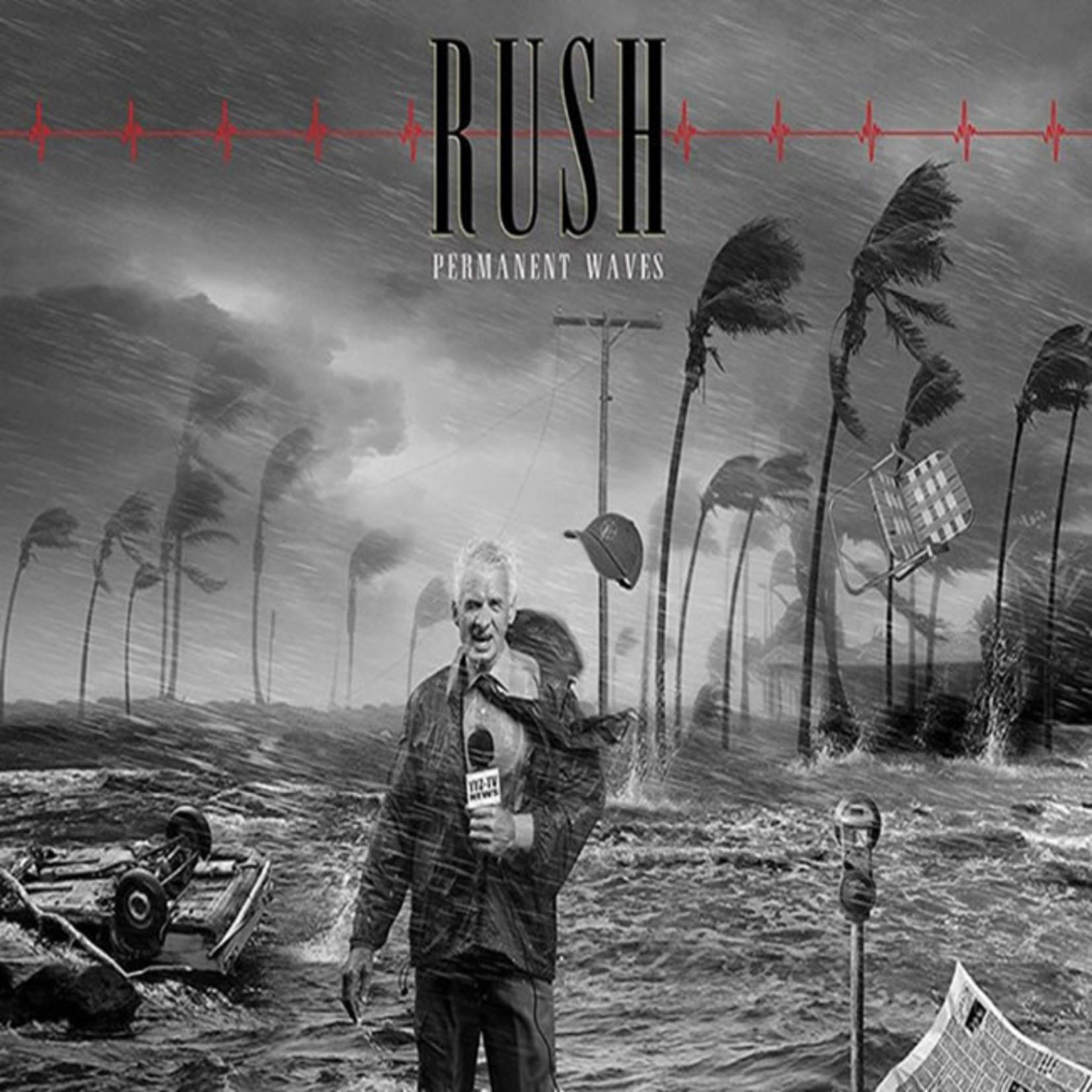 [New] Rush: Permanent Waves (200g)