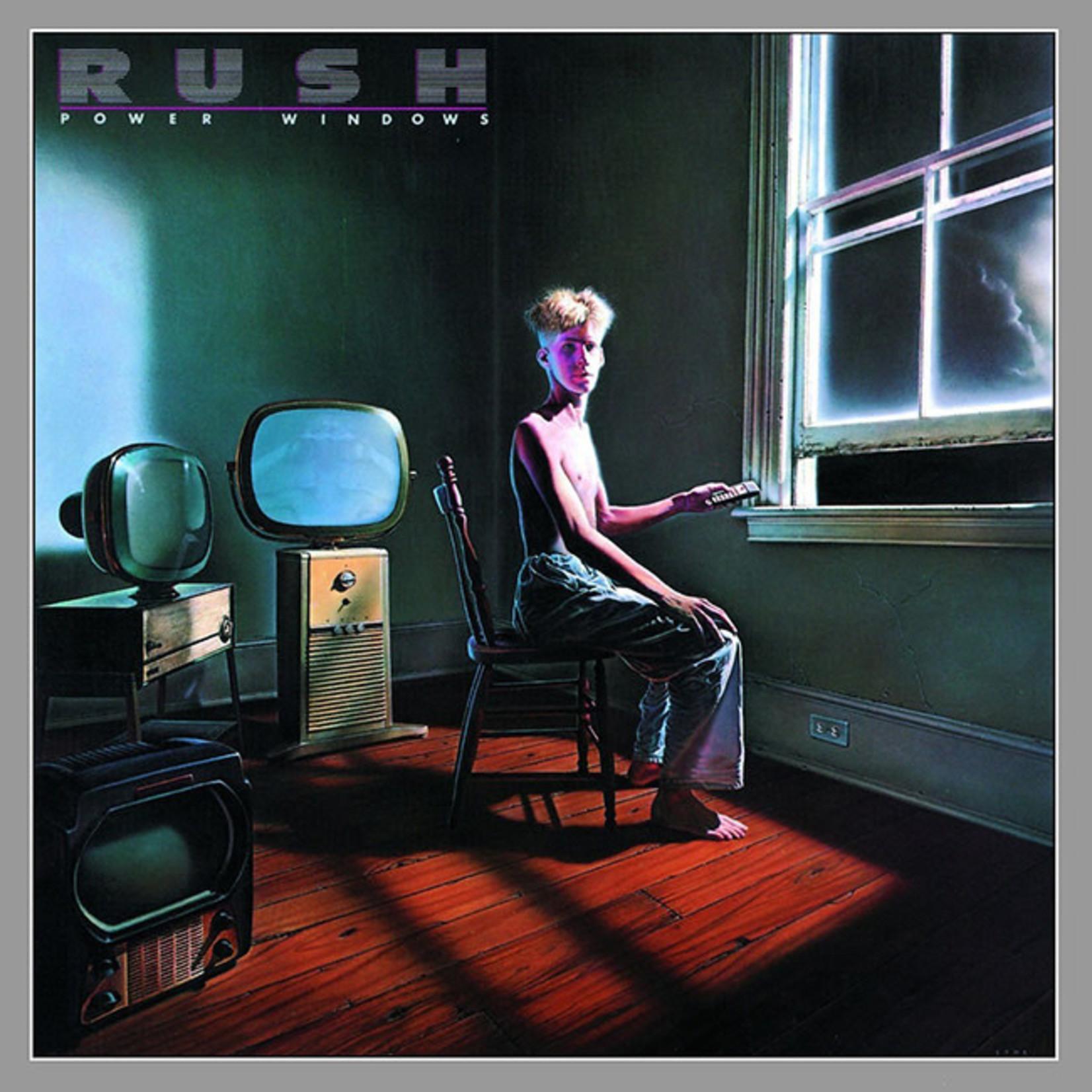 [New] Rush: Power Windows