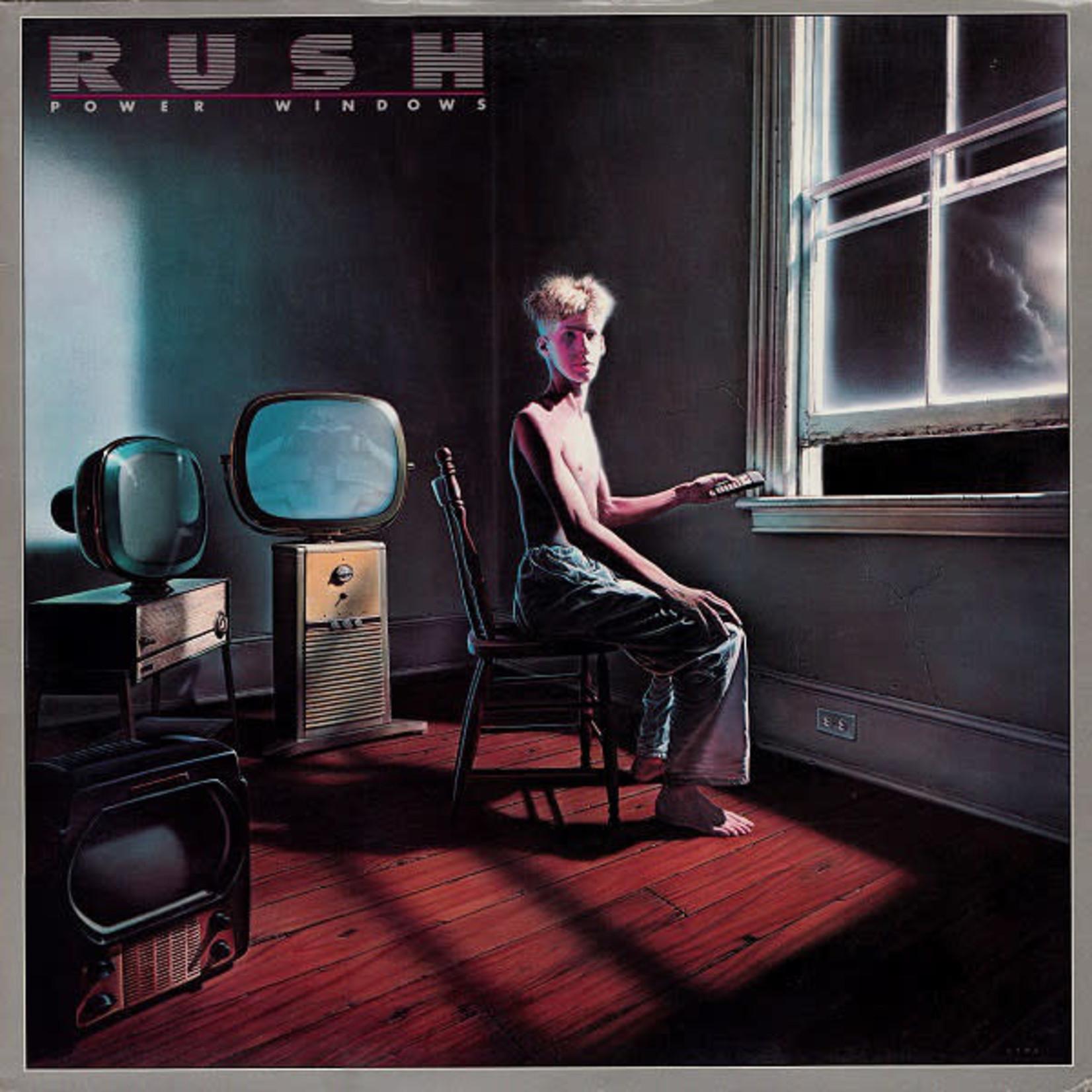 [Vintage] Rush: Power Windows