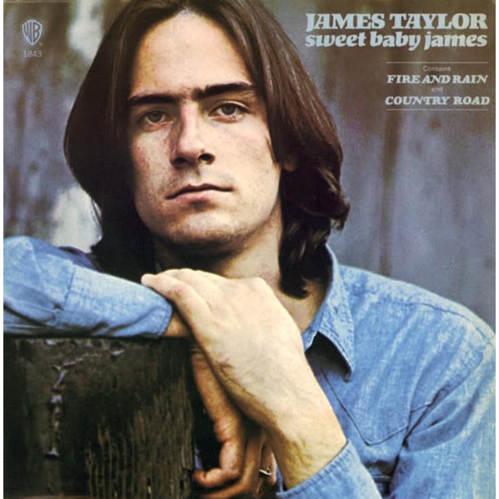 [Vintage] Taylor, James: Sweet Baby James