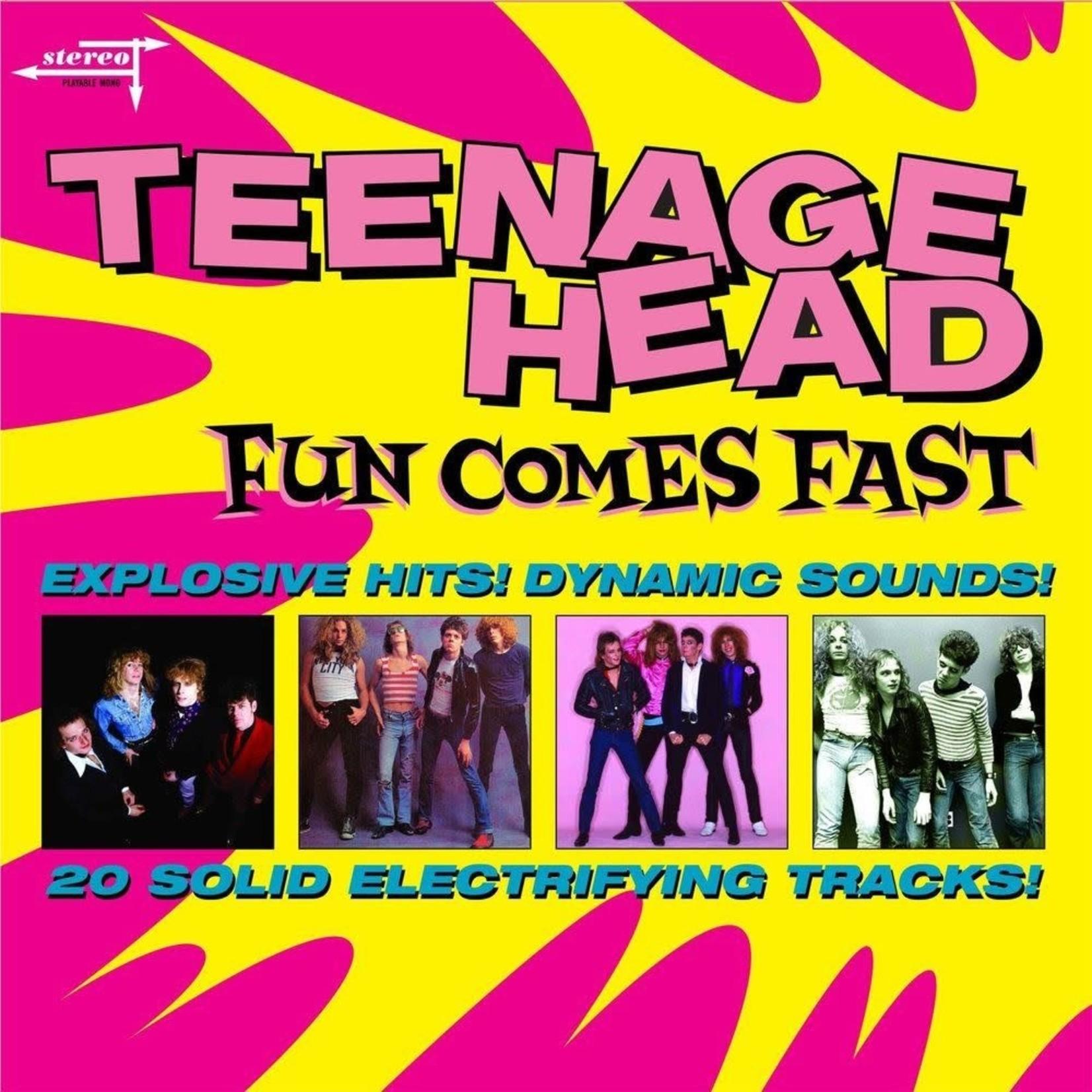 [New] Teenage Head: Fun Comes Fast (2LP)