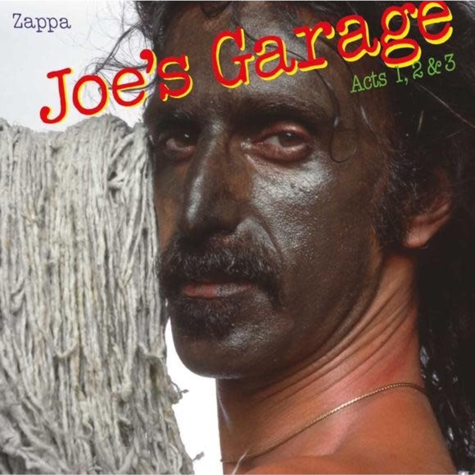 [New] Zappa, Frank: Joe's Garage Acts 1, 2 & 3 (3LP)