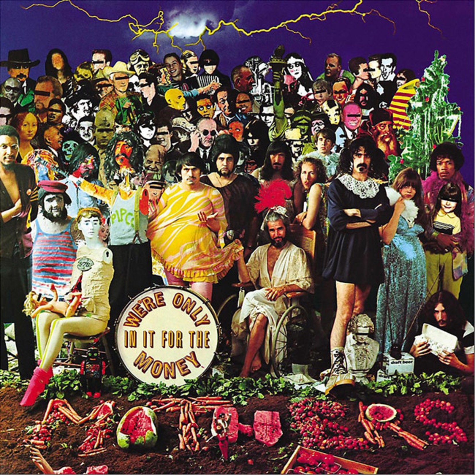 [New] Zappa, Frank: We're Only In It For The Money