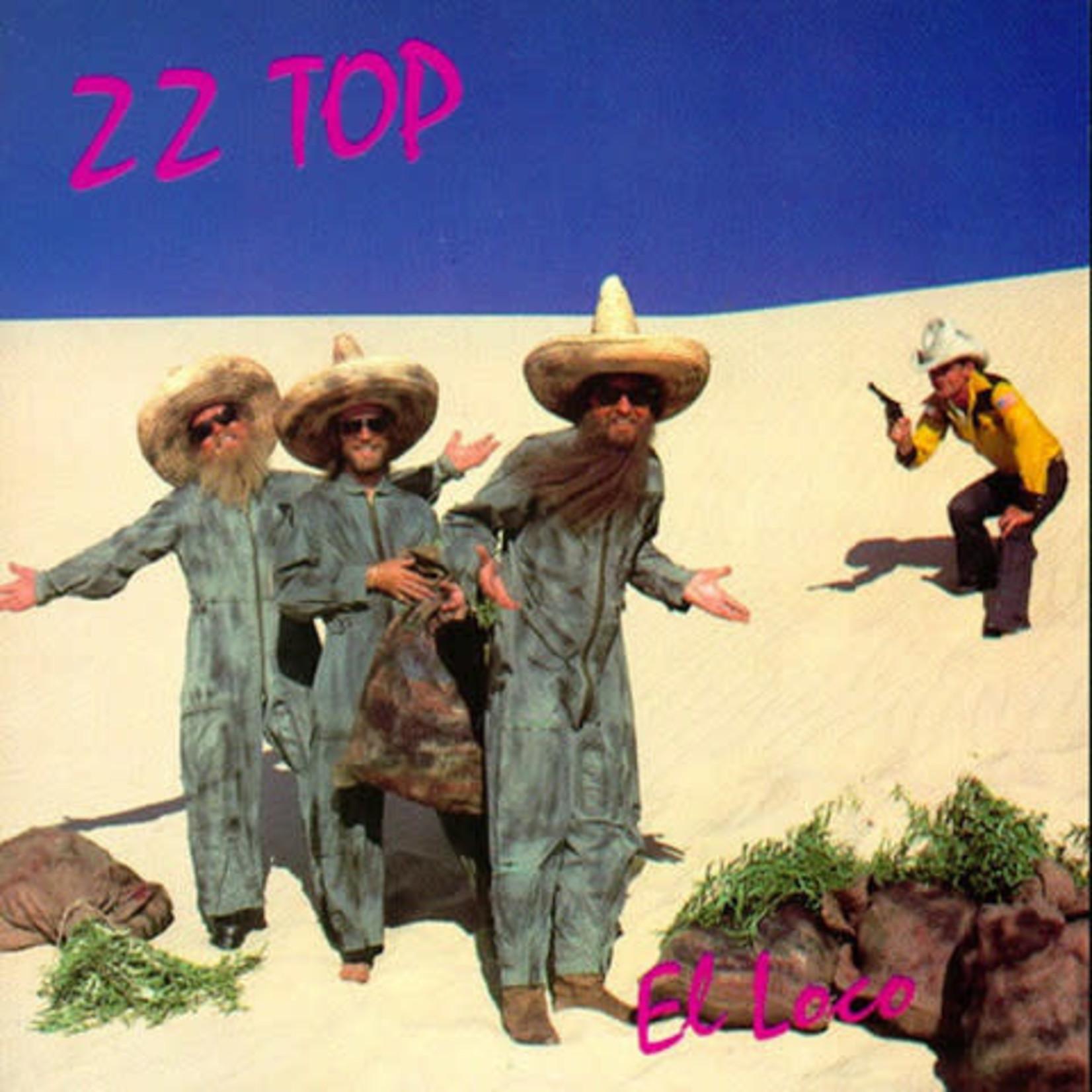 [Vintage] ZZ Top: El Loco