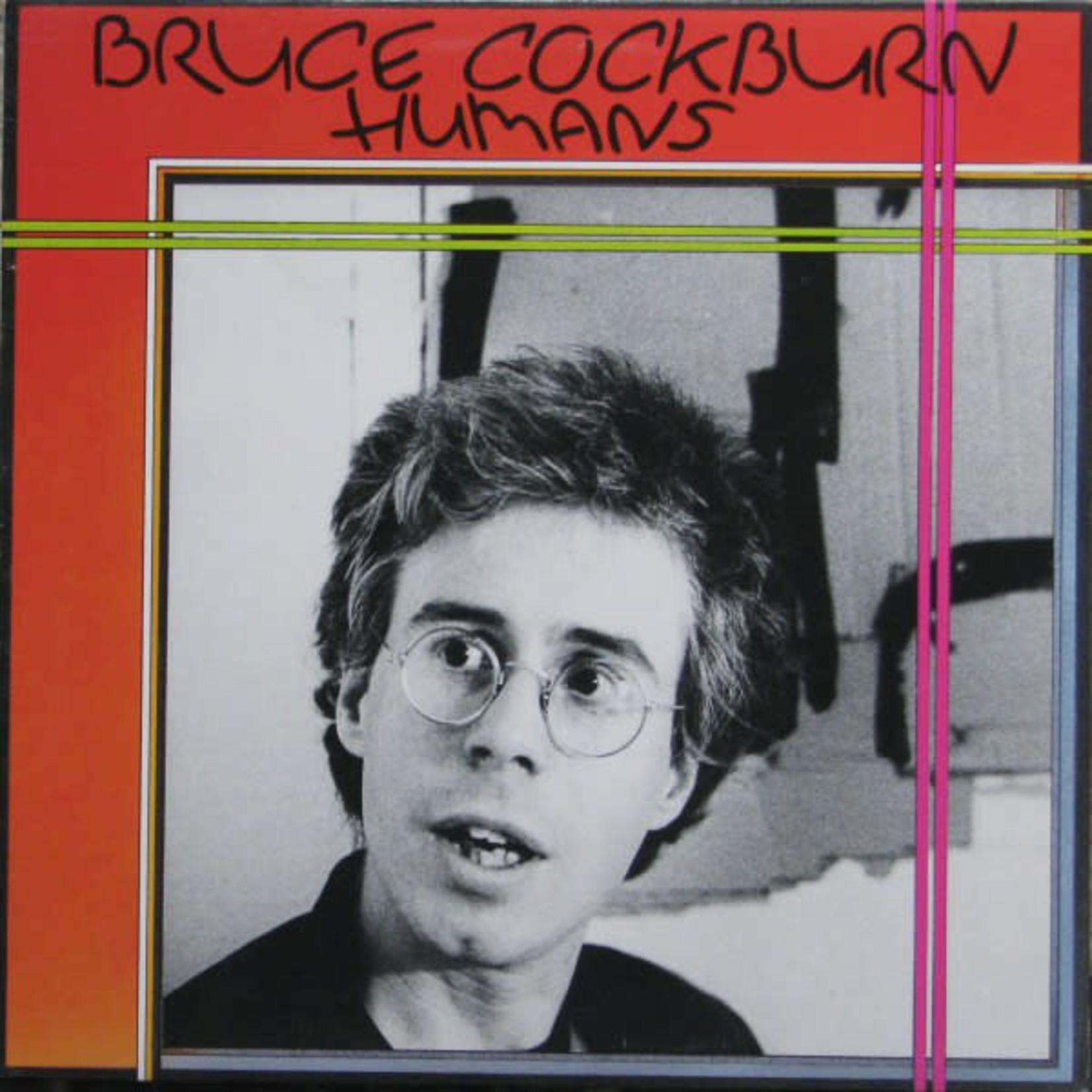 [Vintage] Cockburn, Bruce: Humans