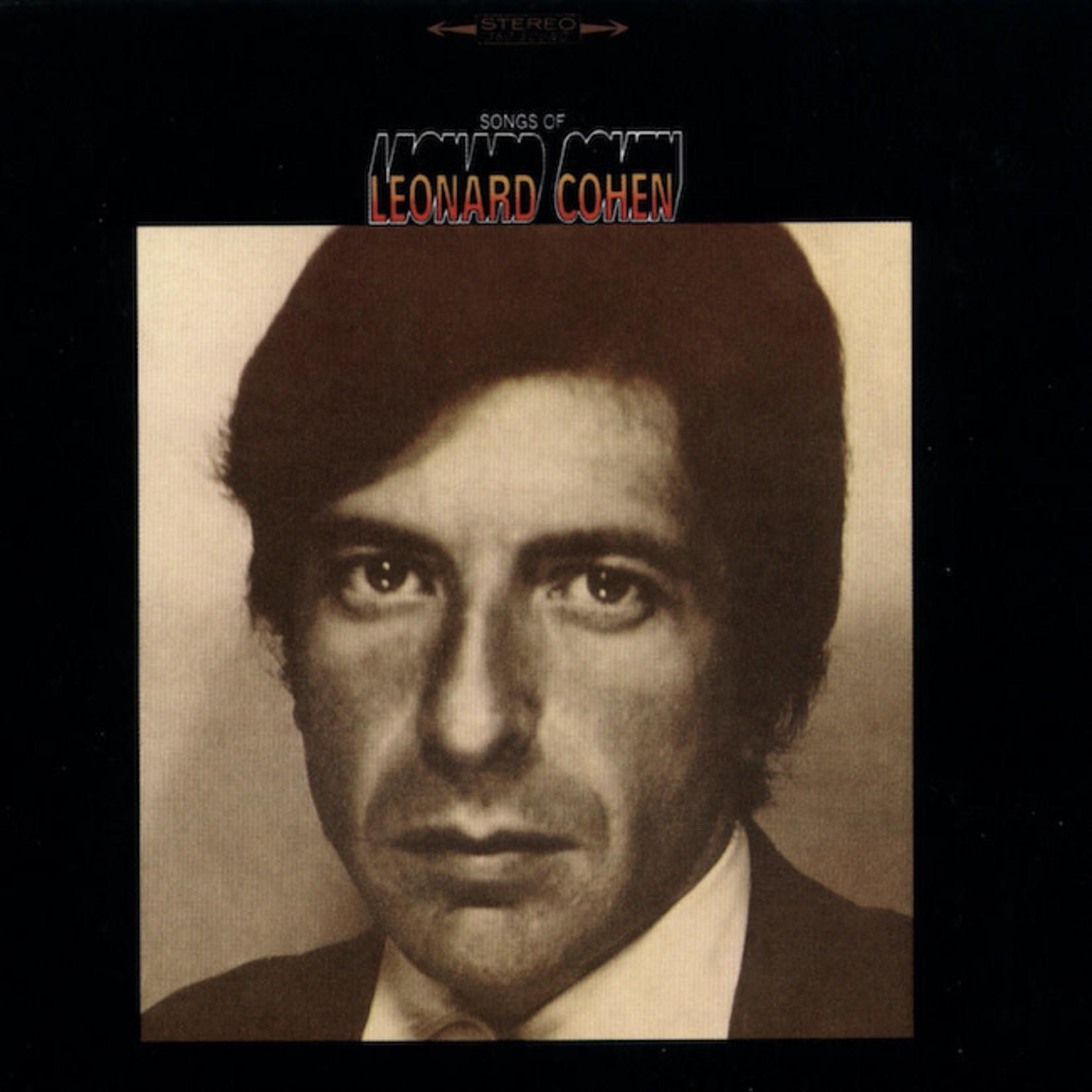 [Vintage] Cohen, Leonard: Songs of Leonard Cohen (orange/yellow reissue)