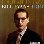 [New] Evans, Bill Trio: Portrait In Jazz