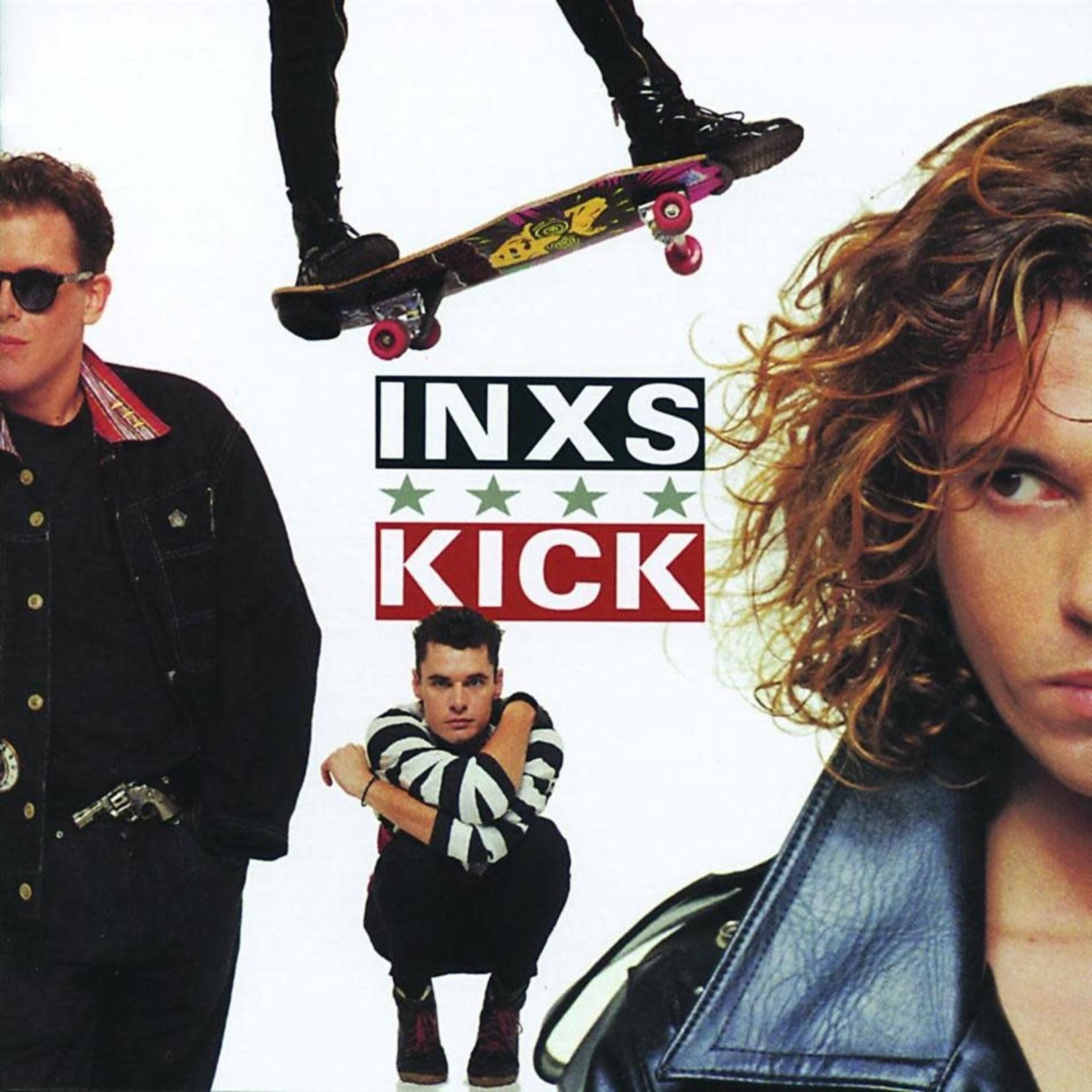 [Vintage] INXS: Kick