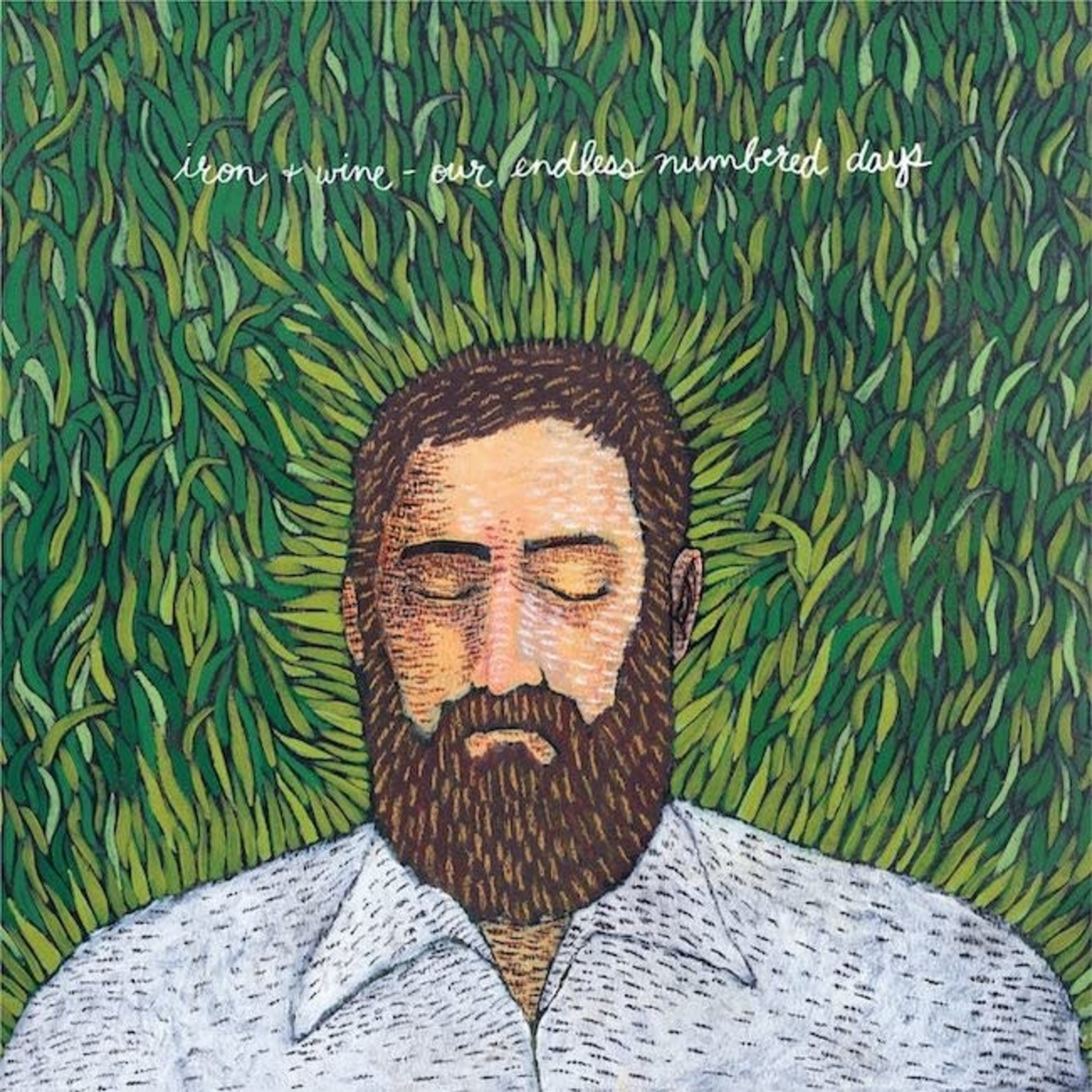 [New] Iron & Wine: Our Endless Numbered Days (2LP, Deluxe Ed., colour vinyl)