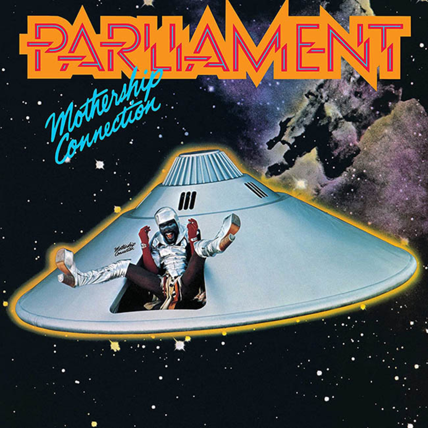[New] Parliament: Mothership Connection