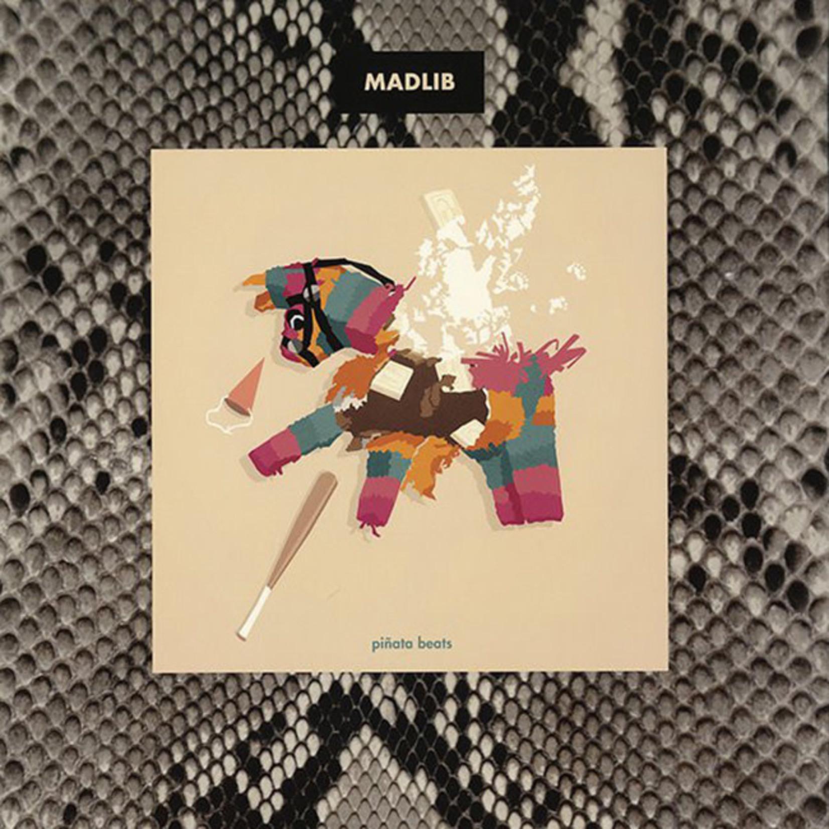[New] Madlib & Freddie Gibbs: Pinata Beats (2LP)