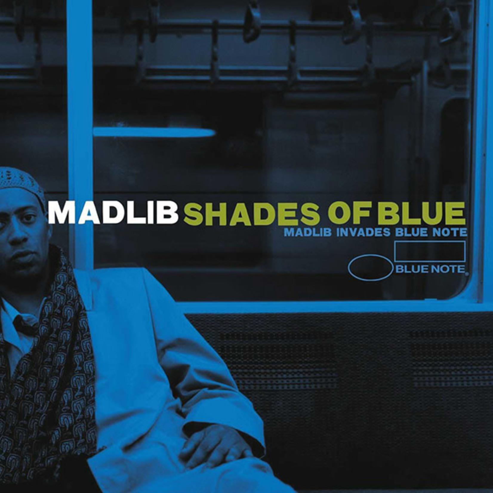 [New] Madlib: Shades Of Blue (2LP)