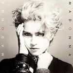 [New] Madonna: self-titled (clear vinyl)