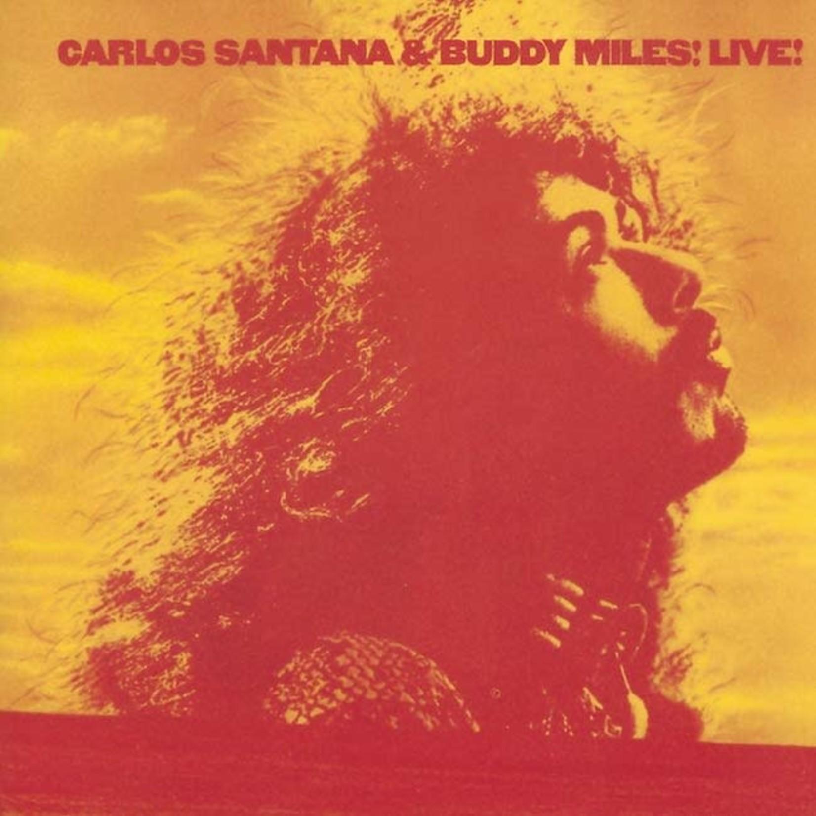 [Vintage] Santana & Buddy Miles: Live!