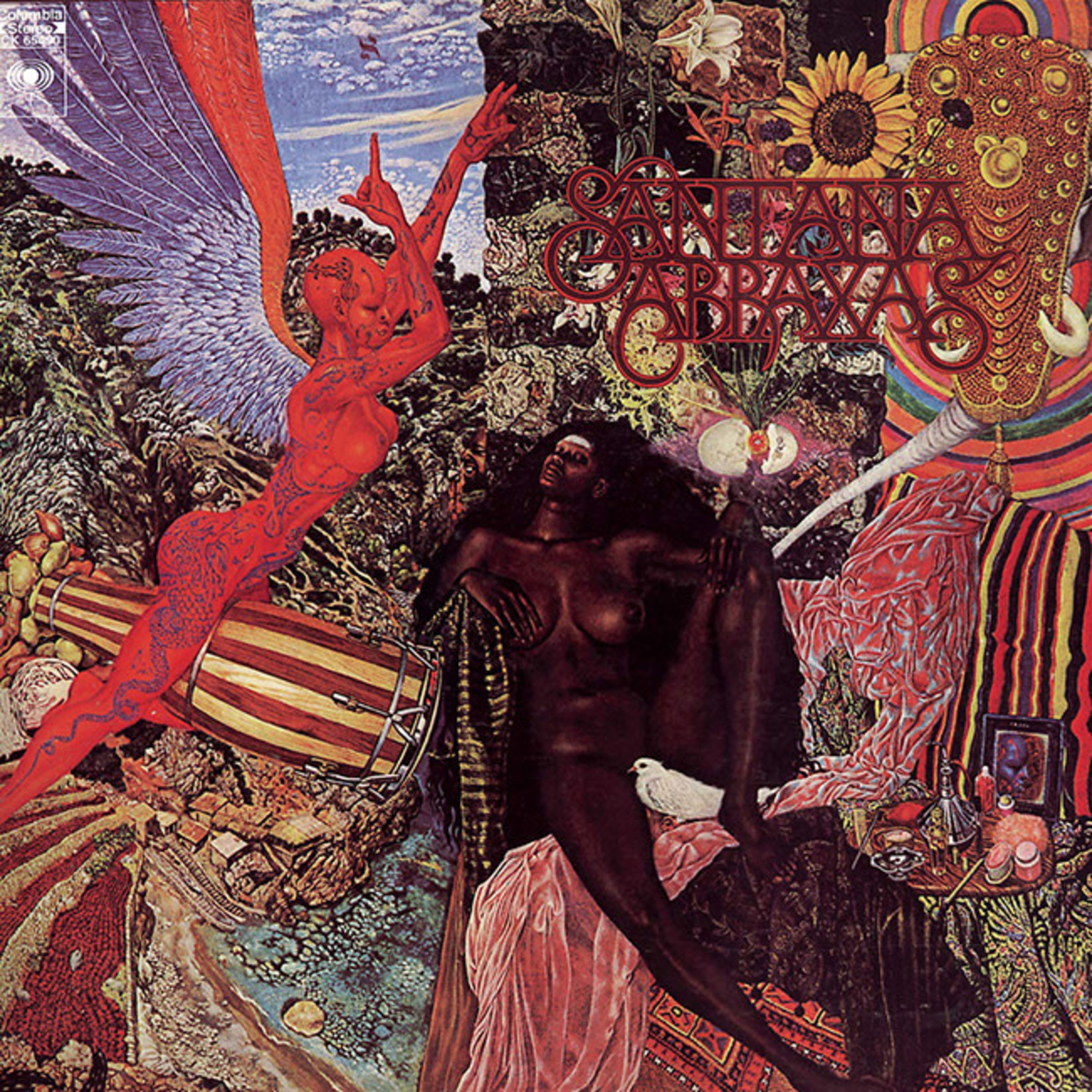 [New] Santana: Abraxas