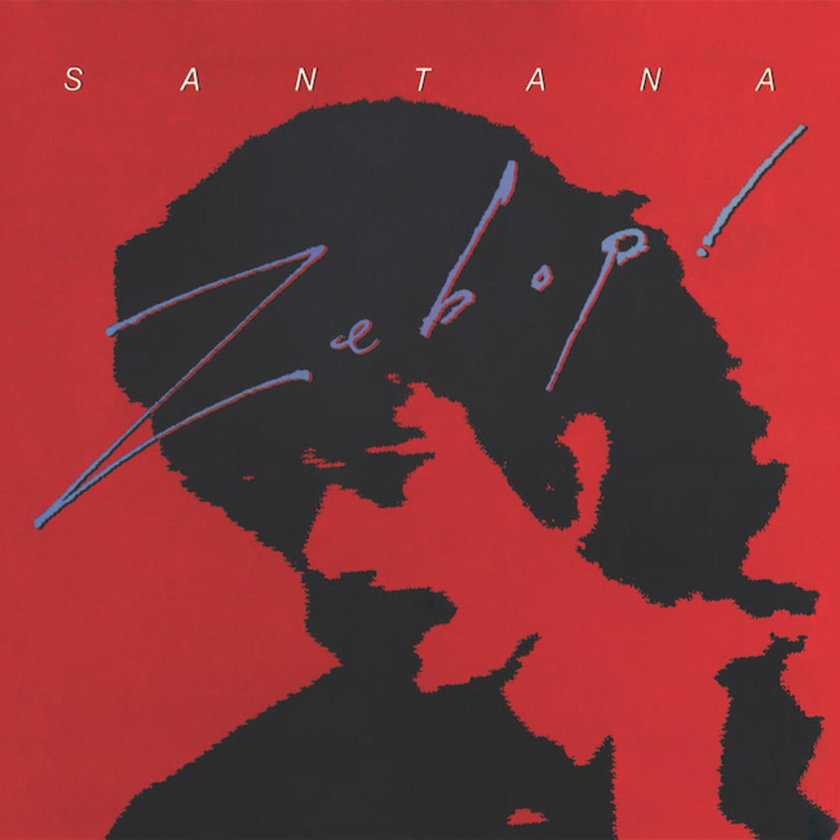 [Vintage] Santana: Zebop!