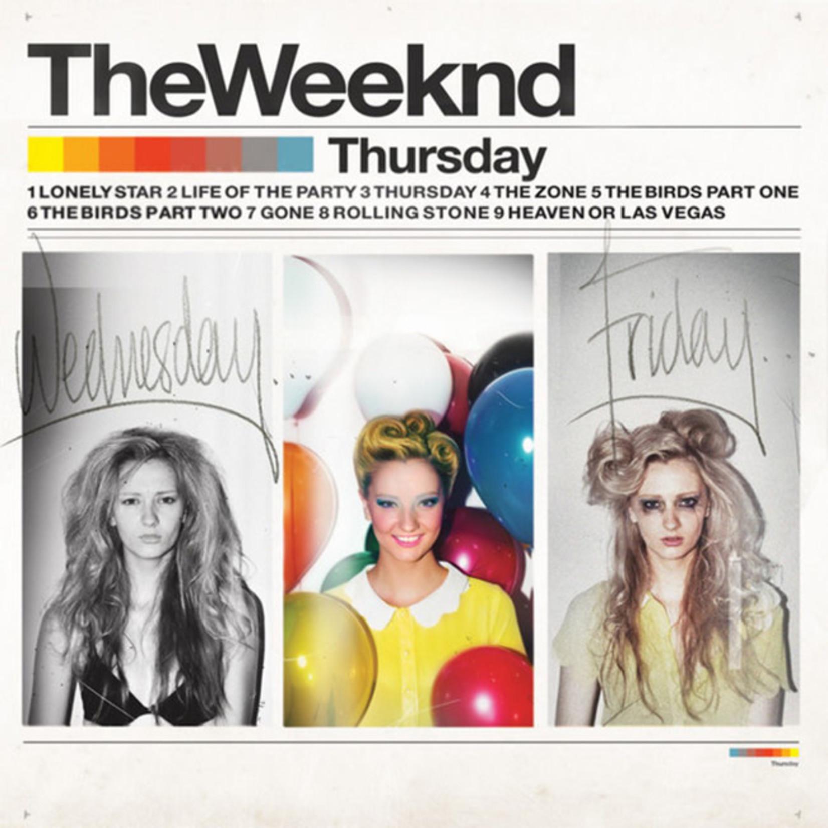 [New] The Weeknd: Thursday (2LP)