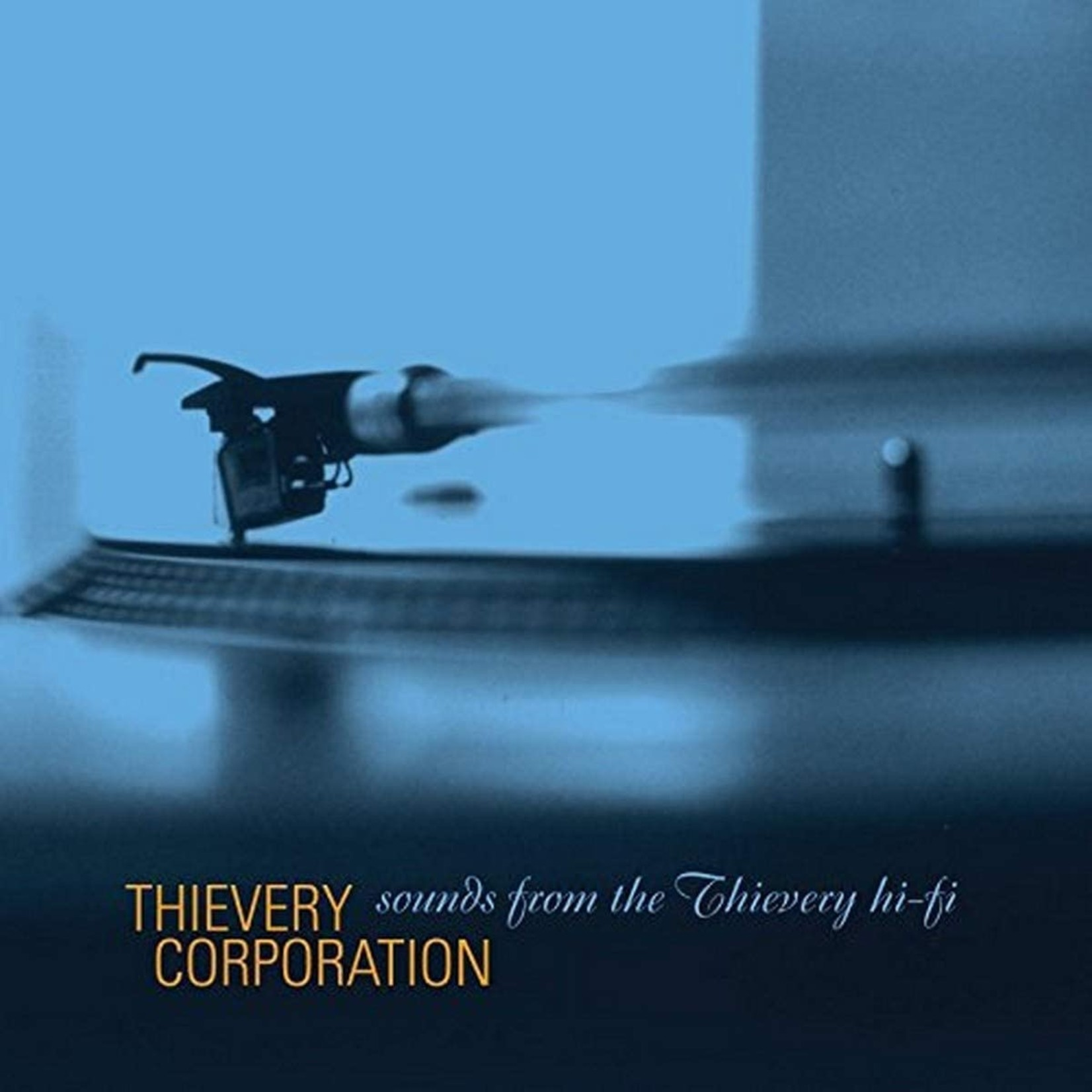 [New] Thievery Corporation: Sounds From The Thievery Hi-Fi (2LP)