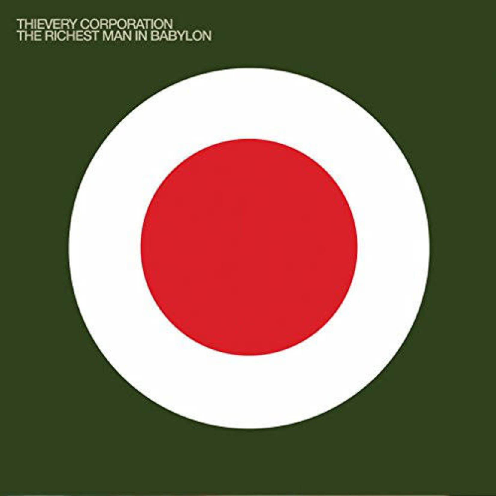 [New] Thievery Corporation: The Richest Man In Babylon (2LP)